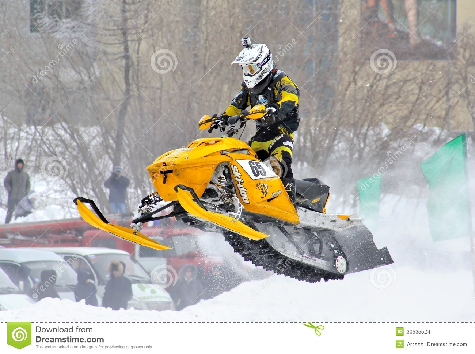 nouveau style 6e0b8 27969 Snowcross 2013, Novyy Urengoy Editorial Stock Image - Image ...