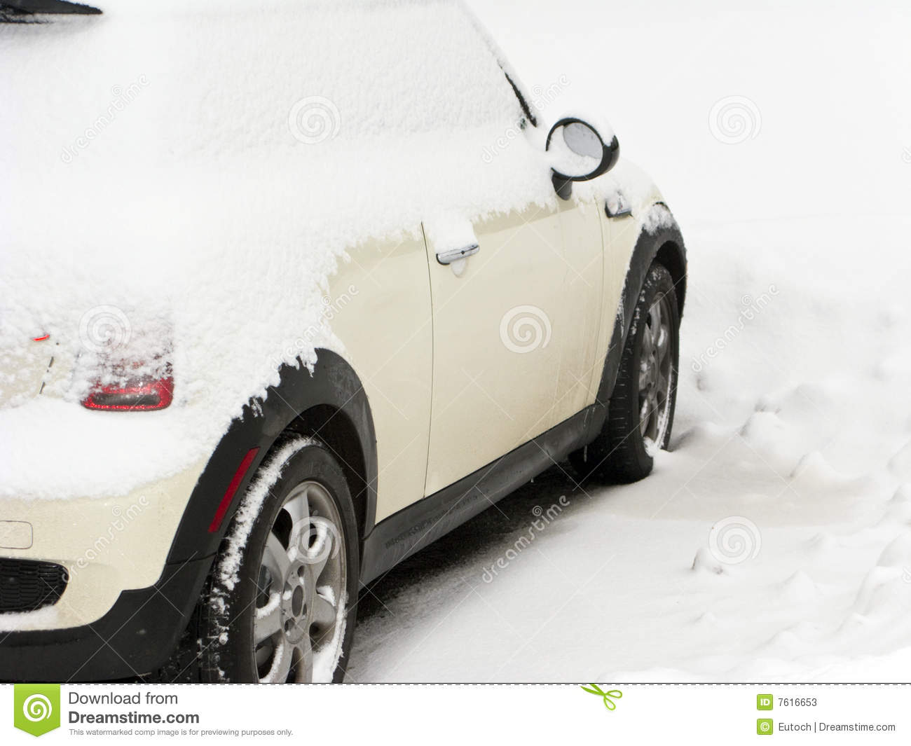 Snowdrift Maxi do carro