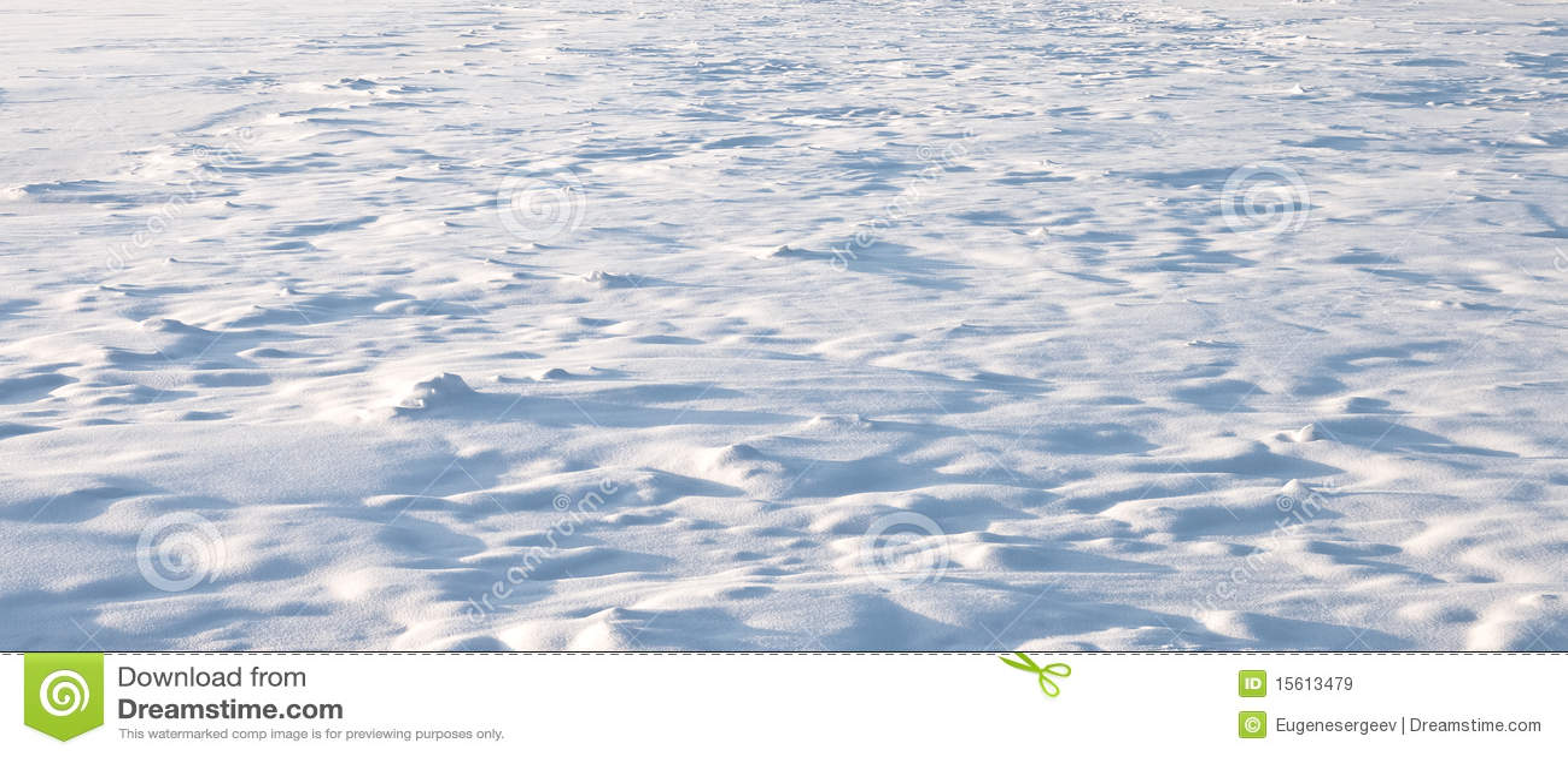 Snowdrift montanhoso