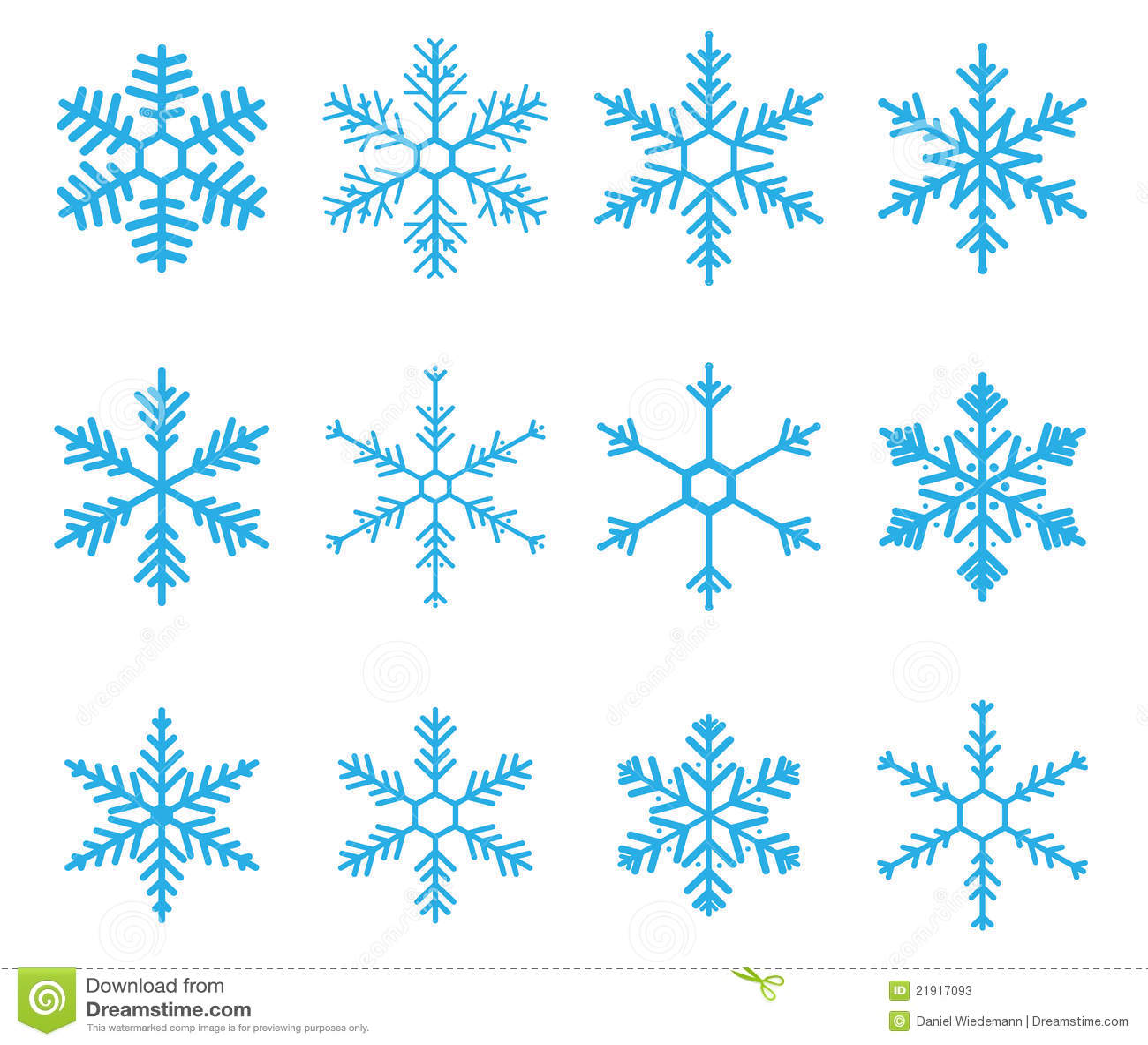 Snowflake διάνυσμα