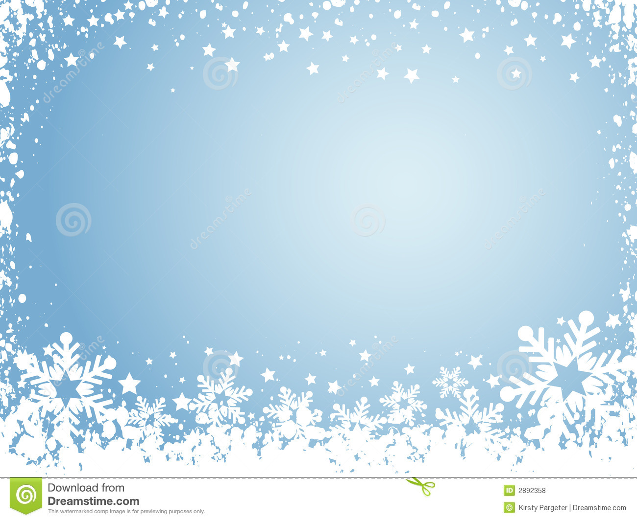 clipart snowflake background - photo #6