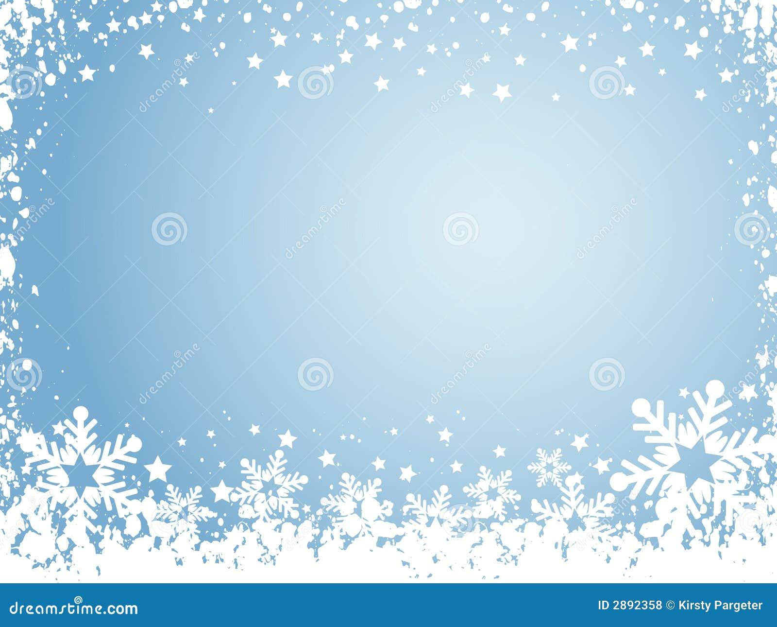 Snowflake Background Royalty Free Stock Photos - Image: 2892358