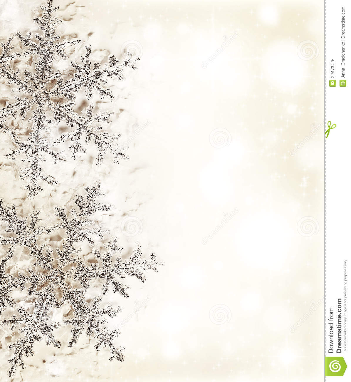 Snowflake Beige Decorative Border   Bder Beige