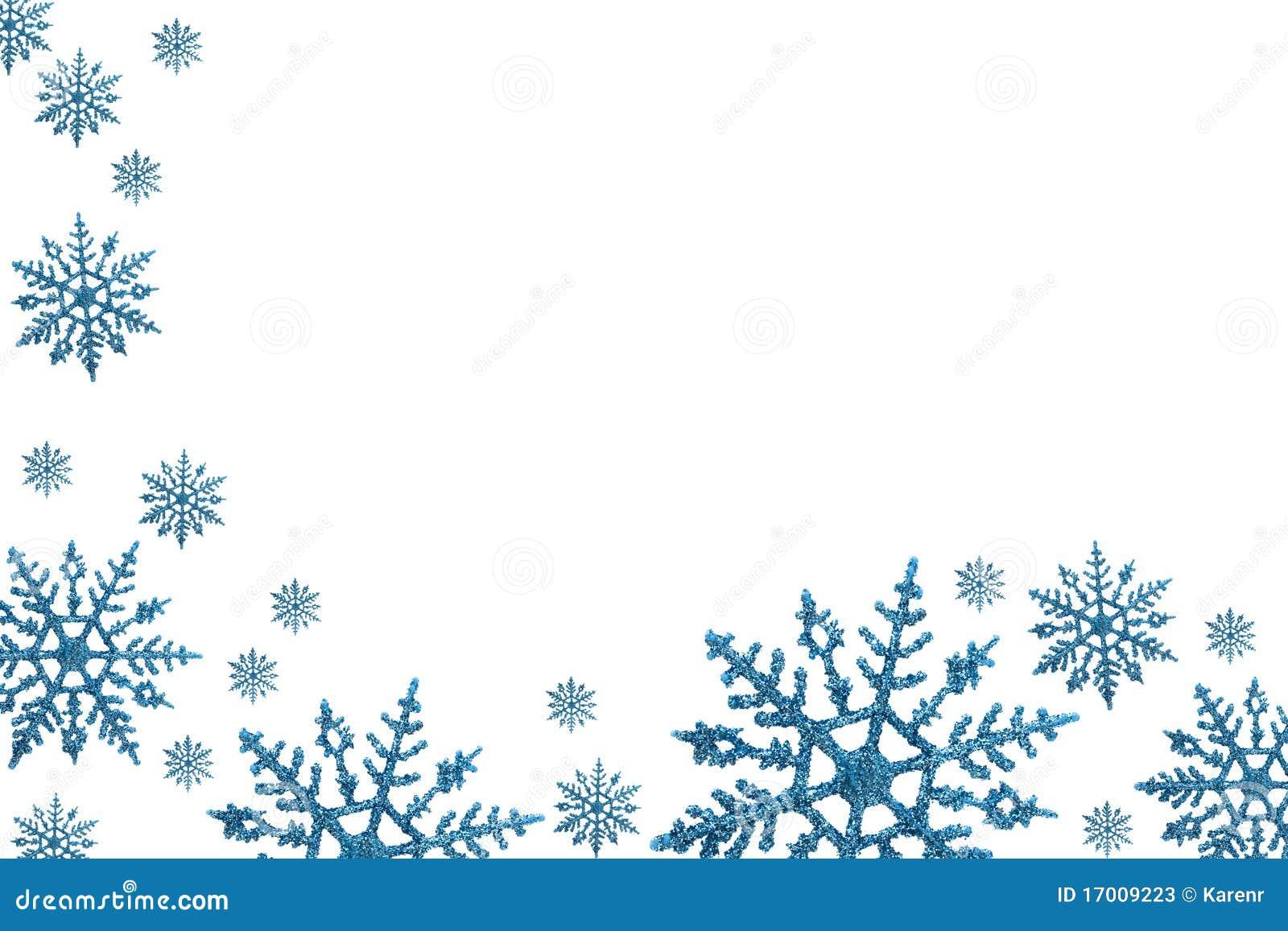 Snowflake border stock image image of season present 17009223 snowflake border publicscrutiny Images