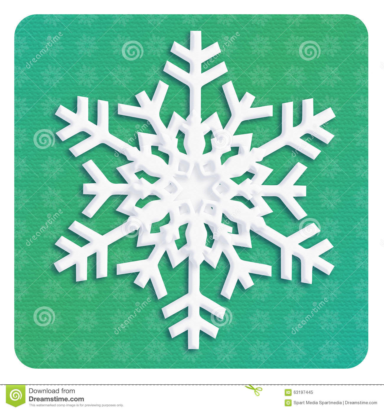 snowflake stock illustration image of create lively