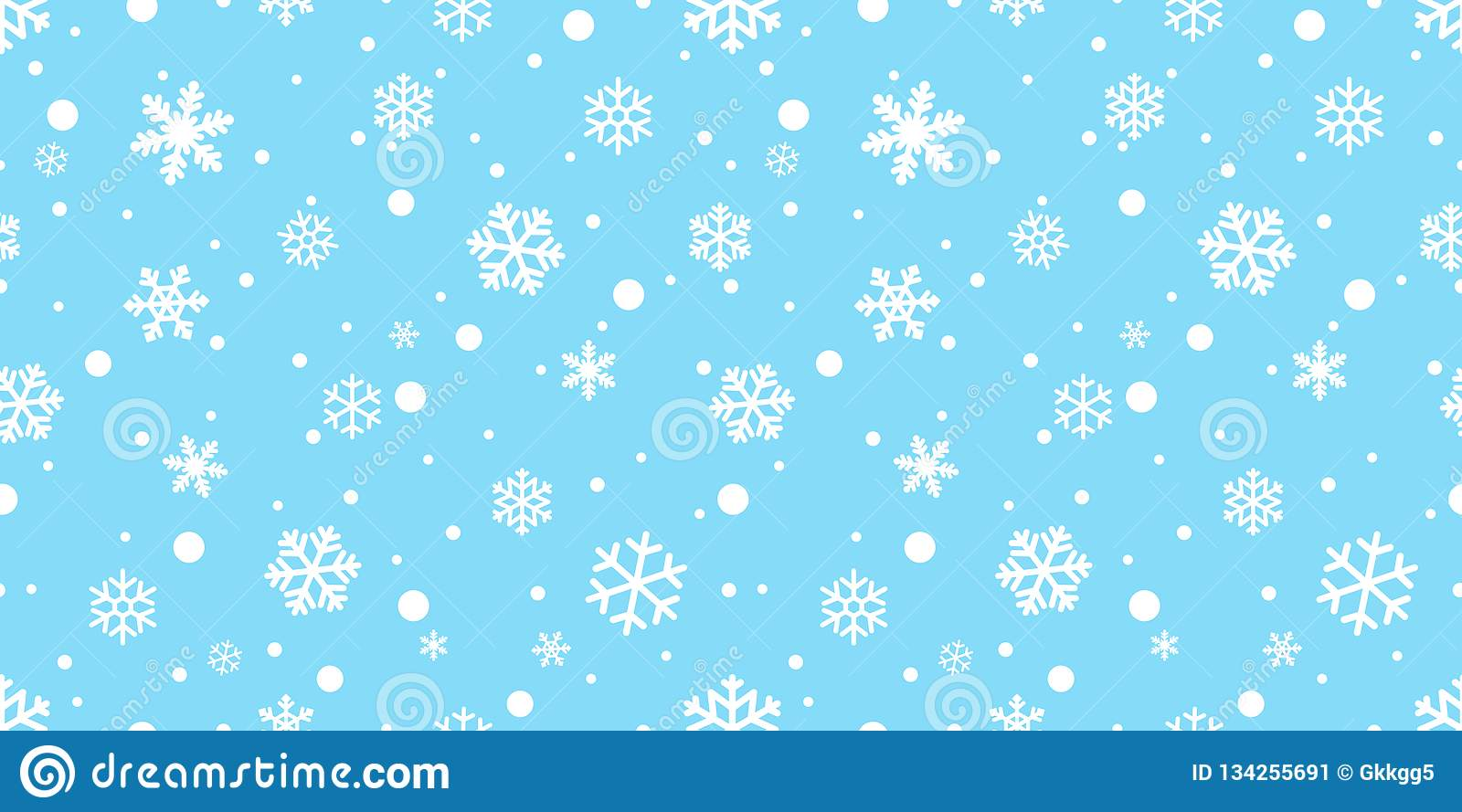 snowflake seamless pattern vector christmas snow xmas santa claus scarf isolated repeat wallpaper tile background illustration gif 134255691