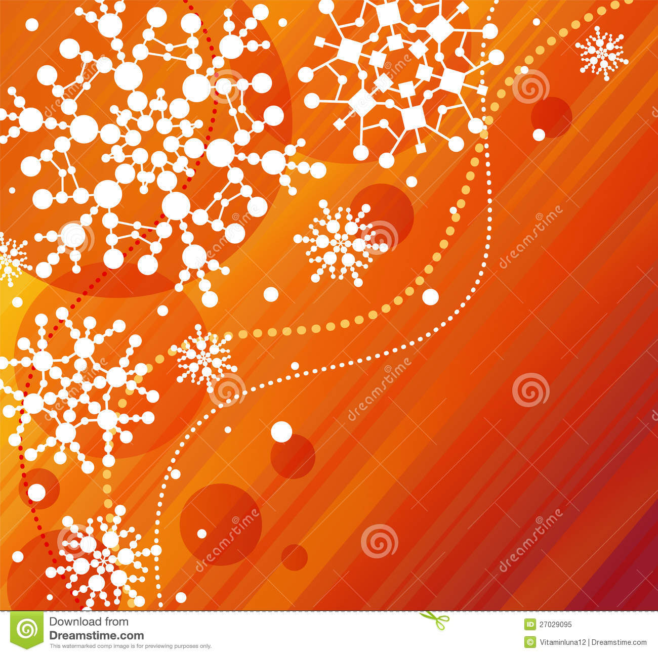 Displaying 19> Images For - Orange Snowflake Clipart...