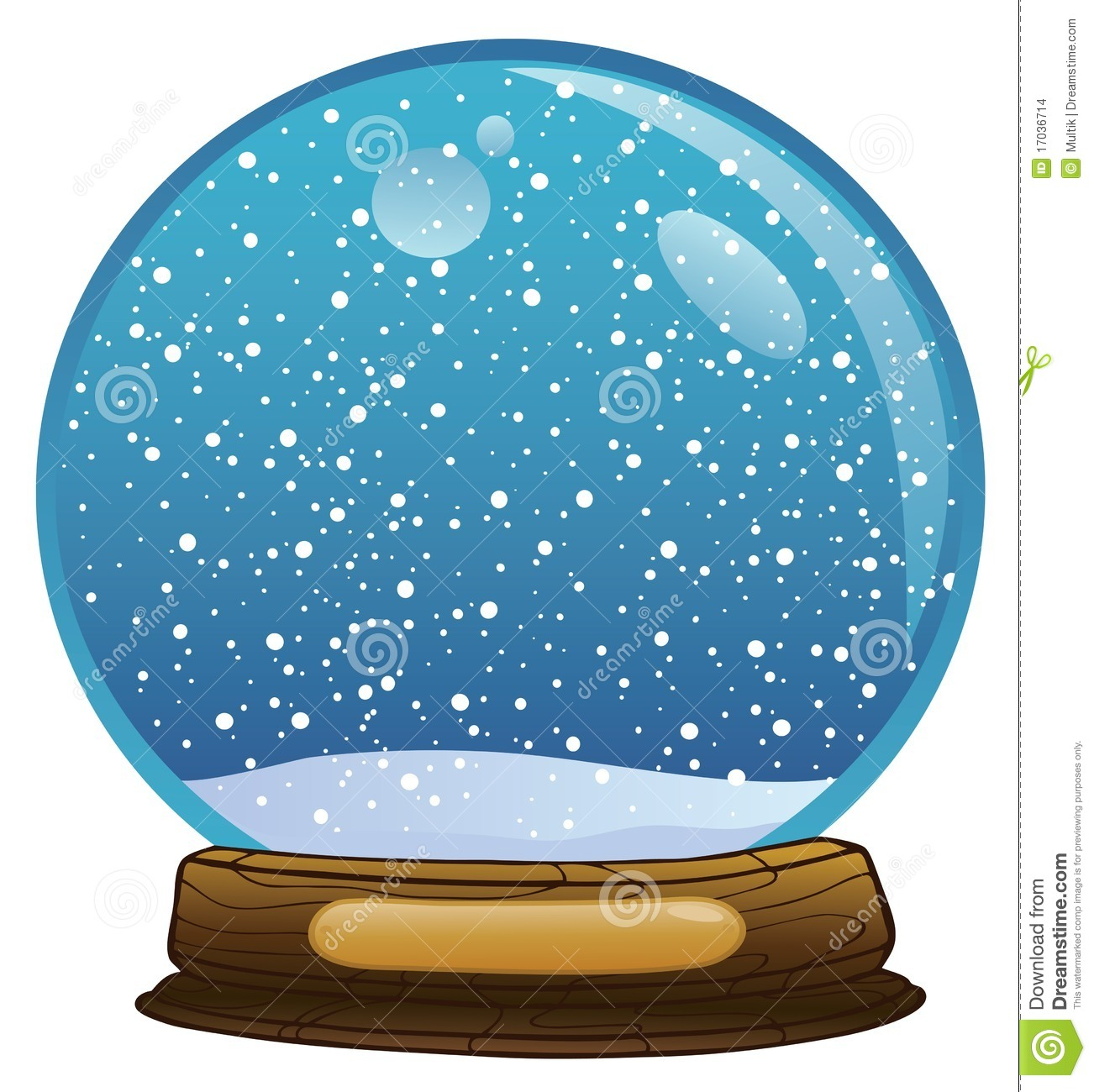 Snowglobe Stock Images - Image: 17036714