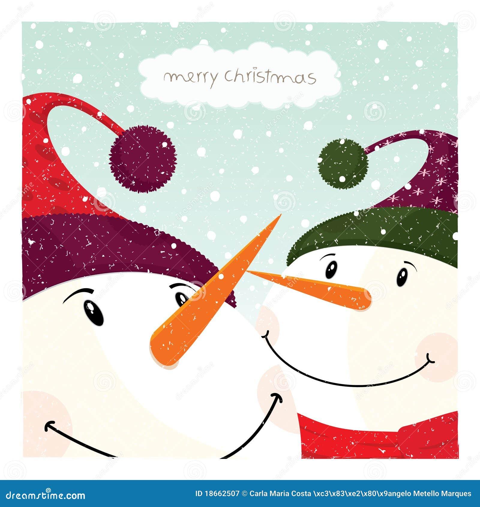Snowman_card zwei