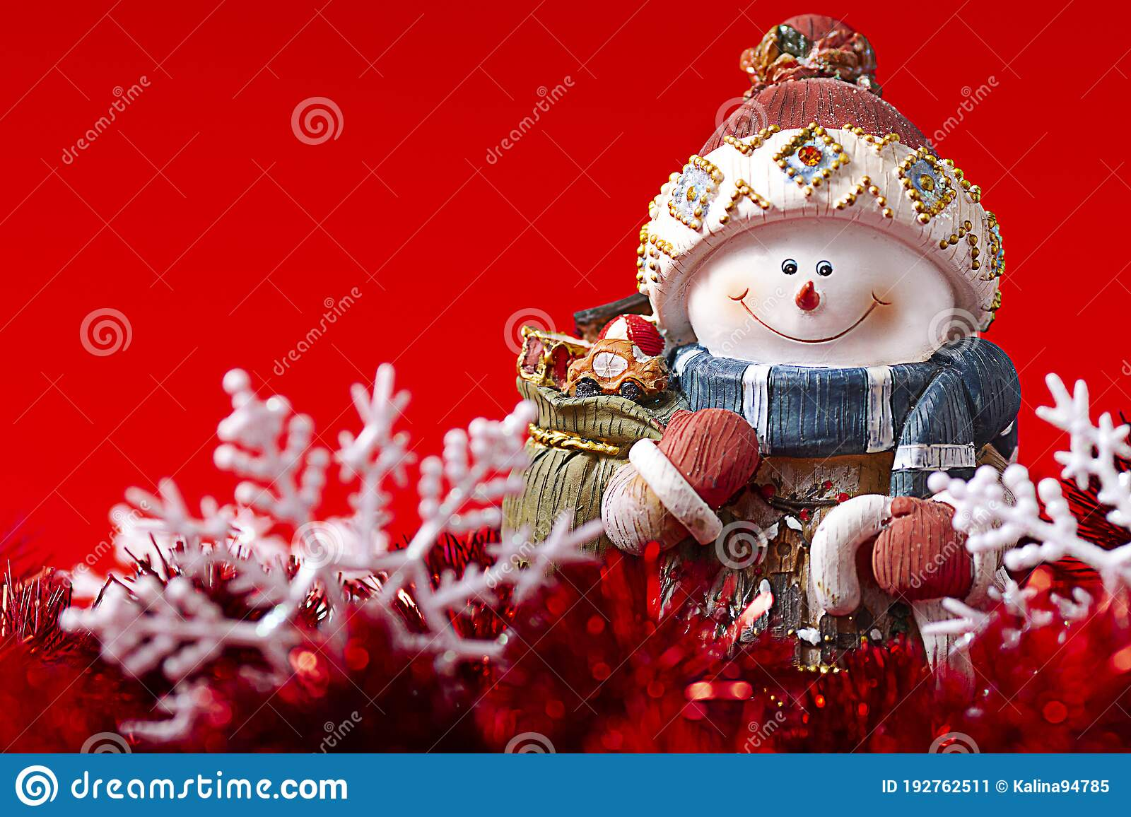 Christmas Toys , Snowman, Happy New Year 2021, Merry ...