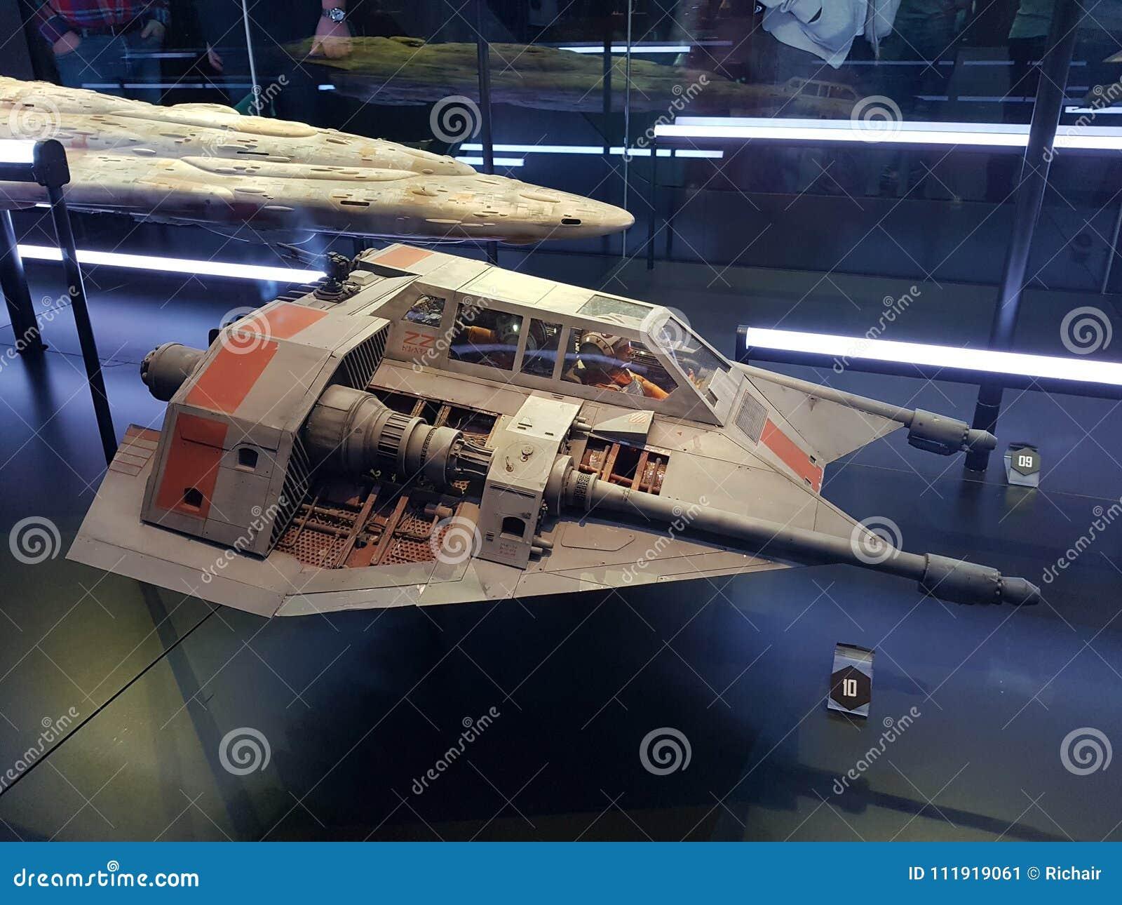 Snowspeeder Звездных войн