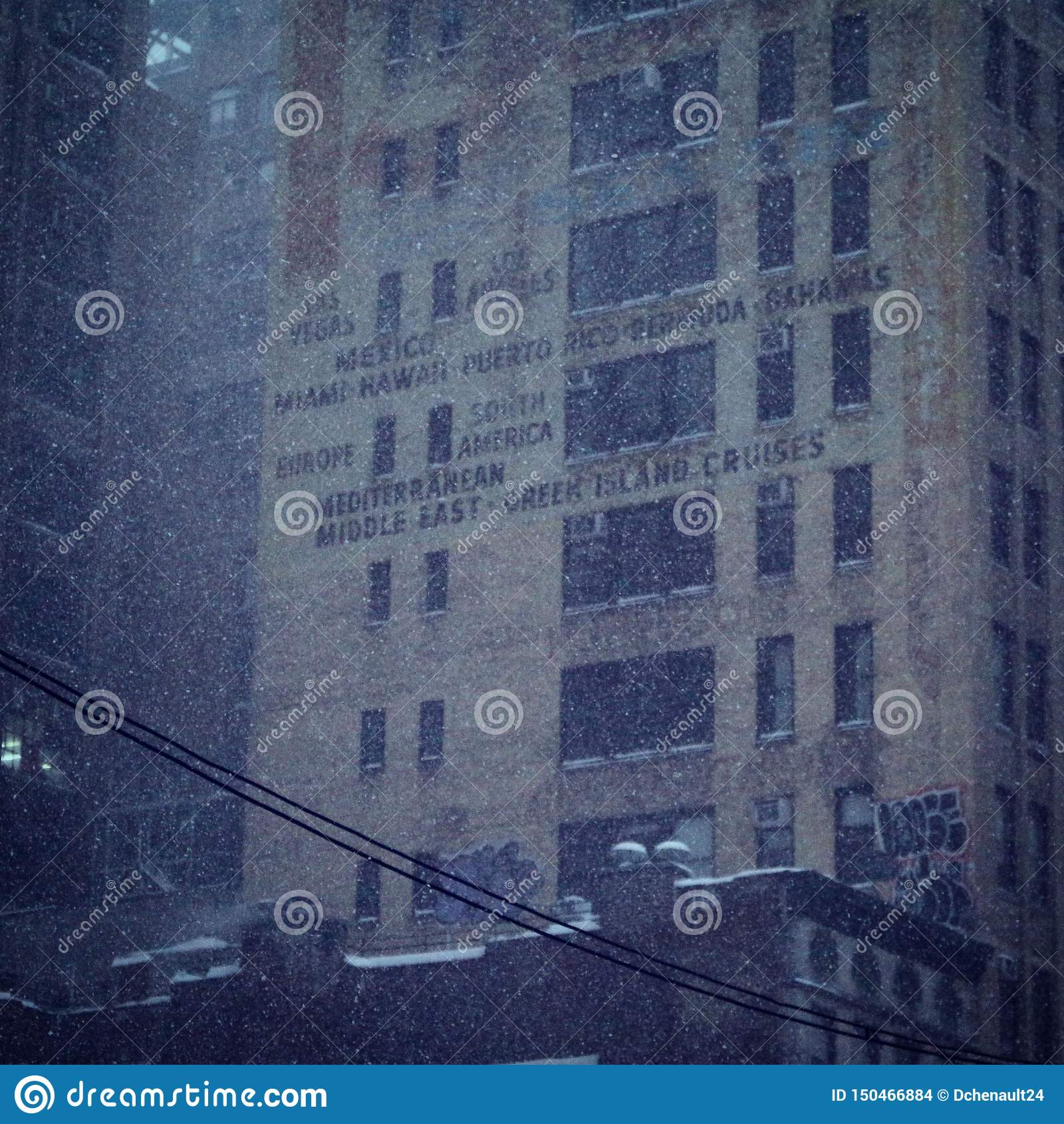 Snowy-Ferien New York