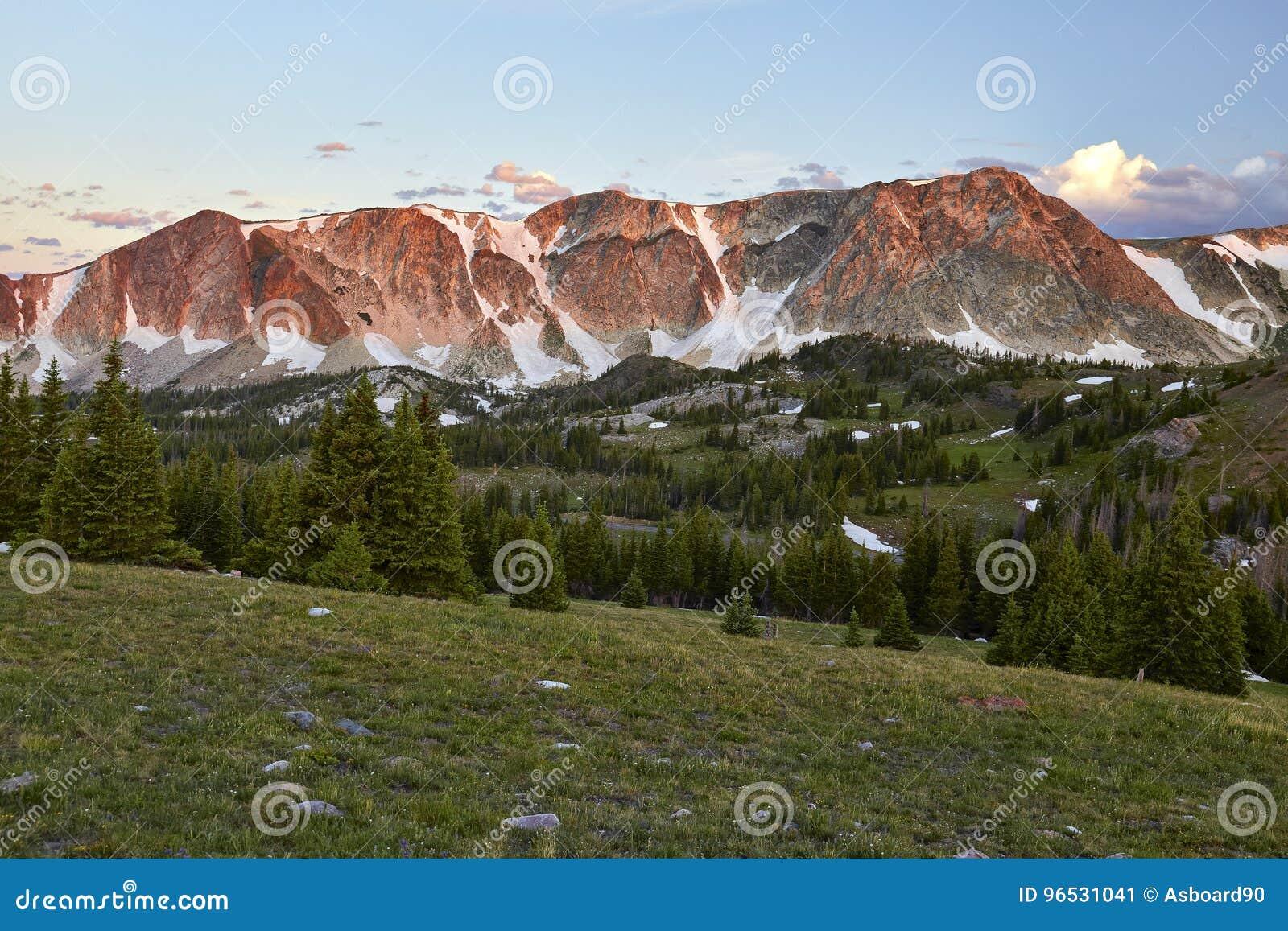 Snowy Range, Wyoming