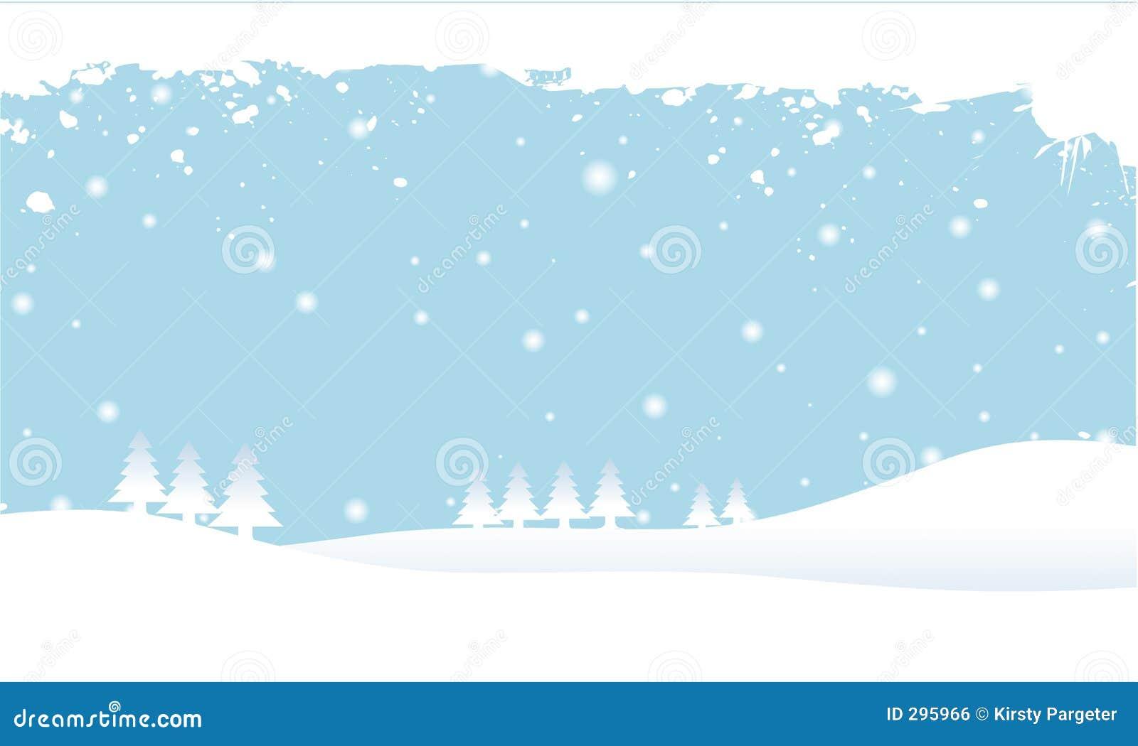 clipart snow scene - photo #34