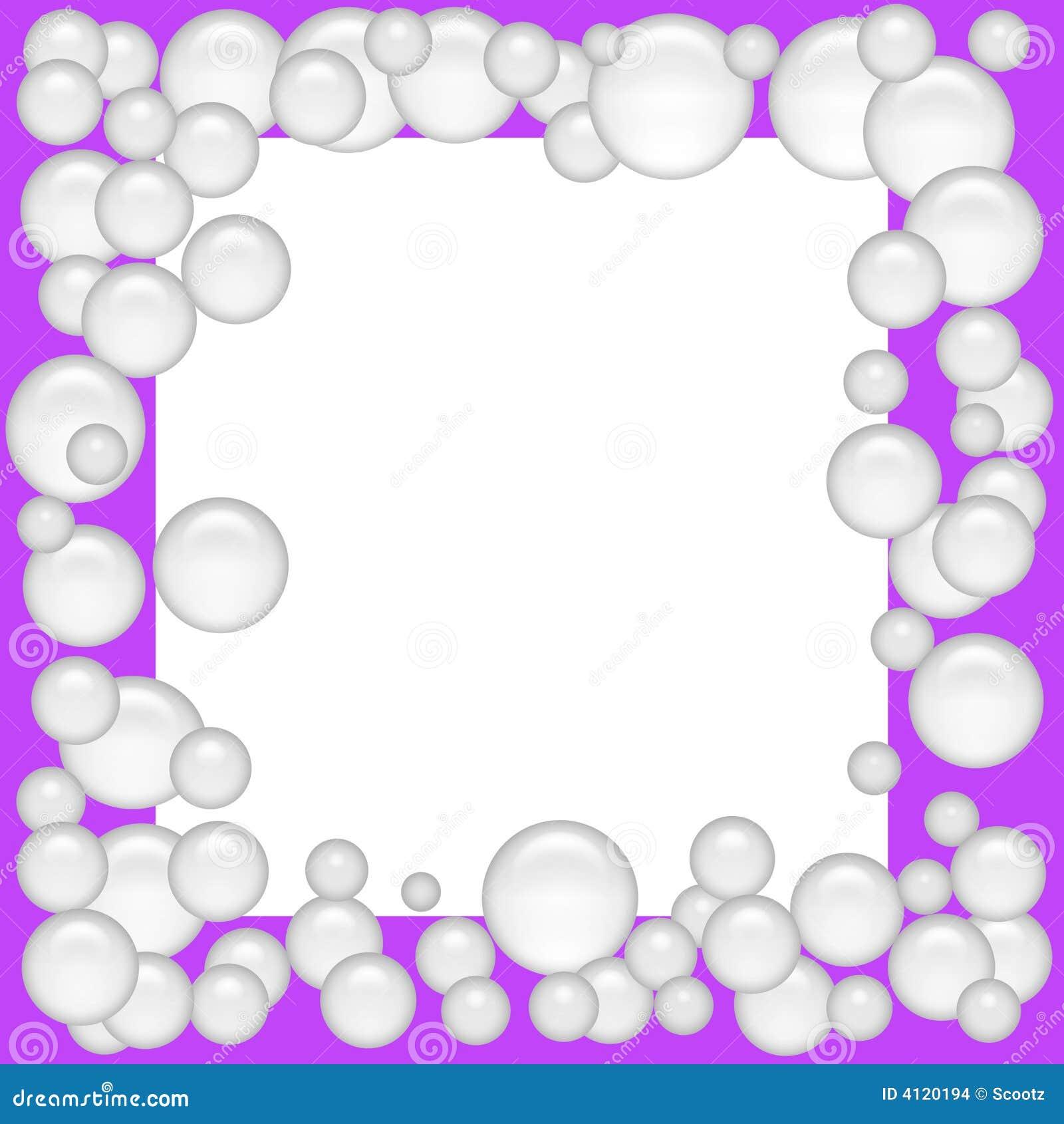 soap bubble frame stock illustration illustration of page 4120194