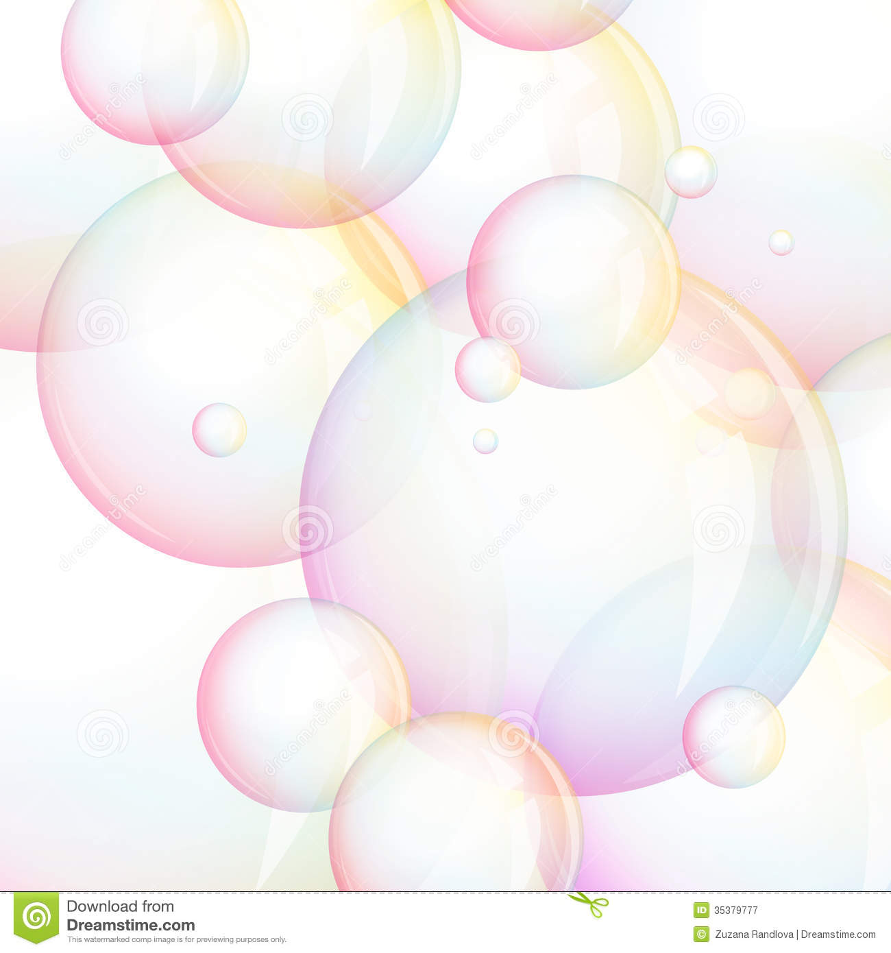Soap bubble background download free vector art stock graphics - Royalty Free Stock Photo