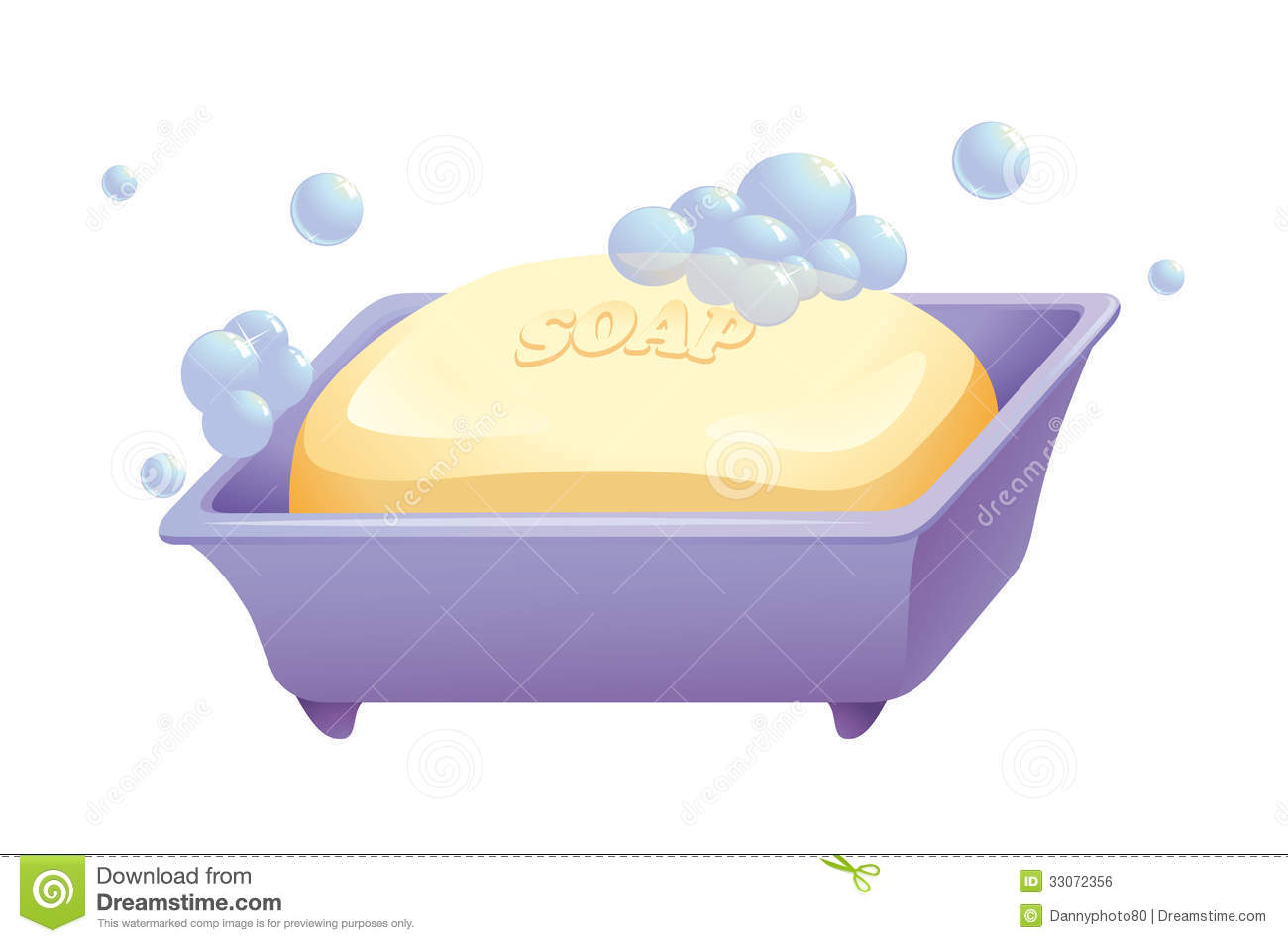 Soap And Case Royalty Free Stock Image Image 33072356