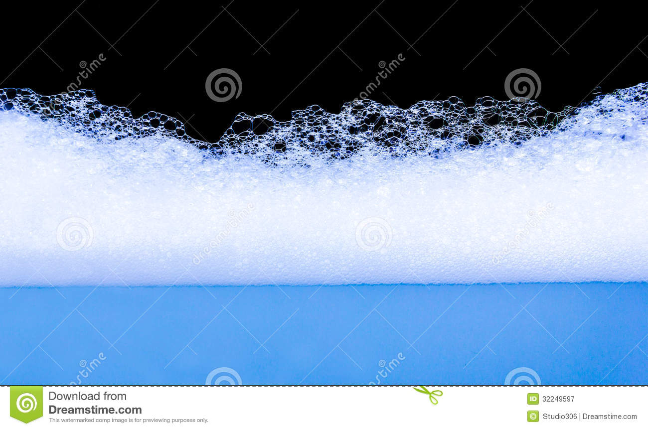 Soap Suds And Bubbles In A Tub stock photo 97587205 | iStock