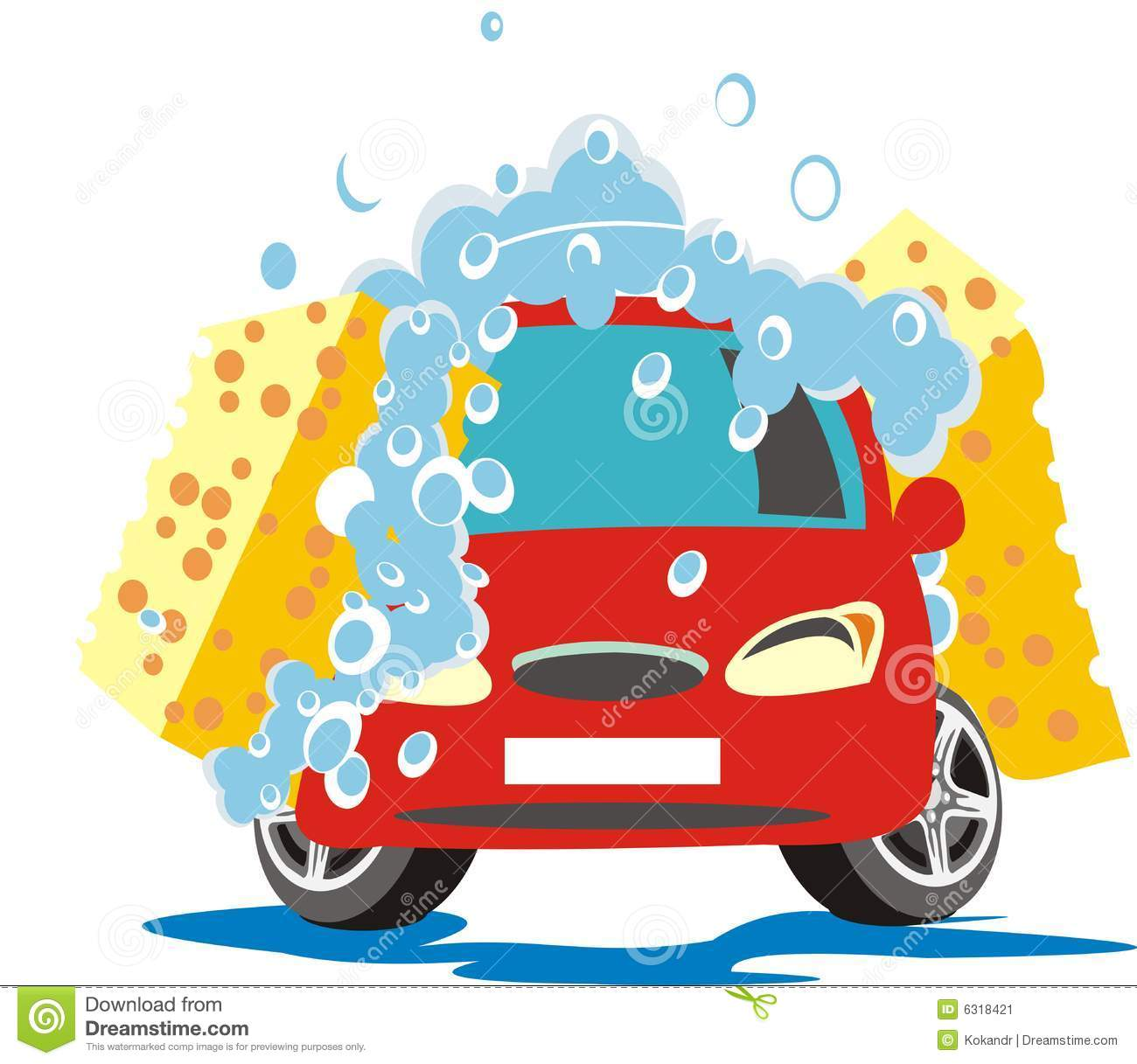 soapy car wash business plan