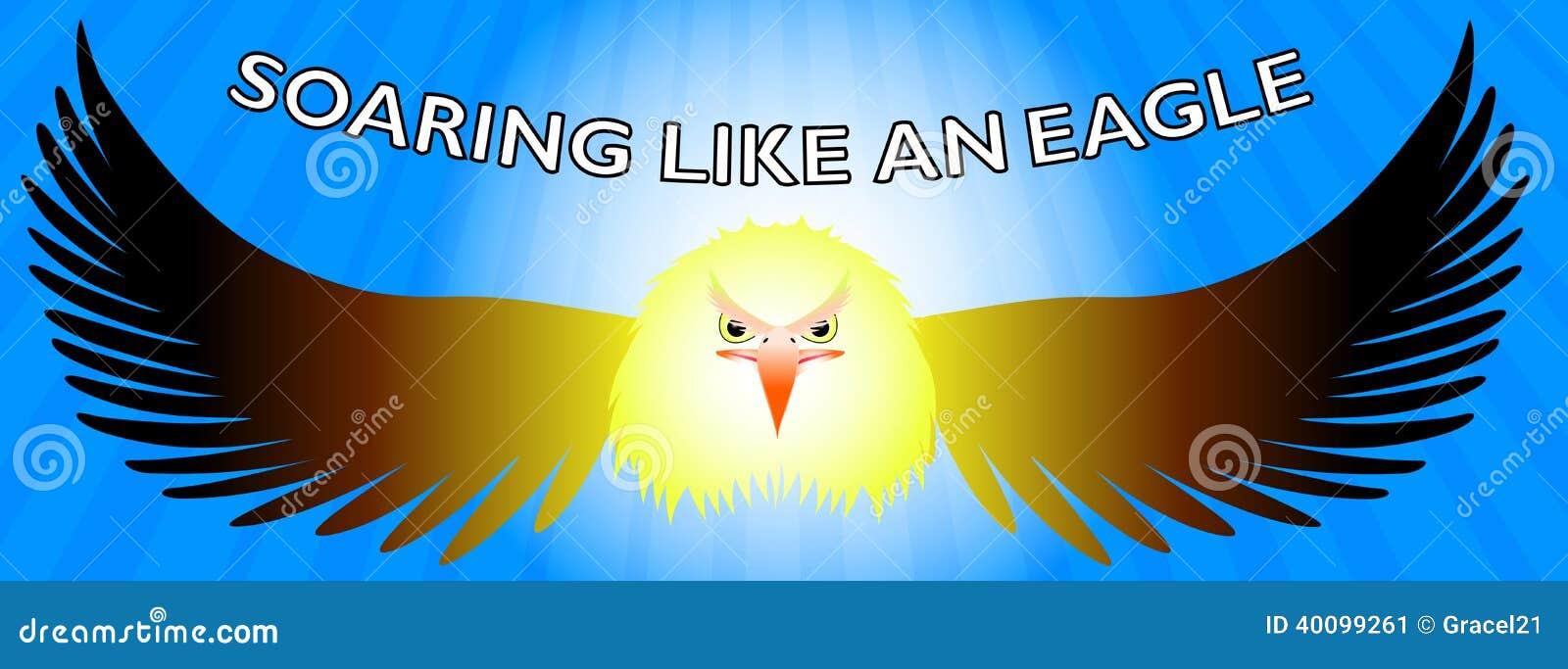 Soar like an eagle- Facebook timeline