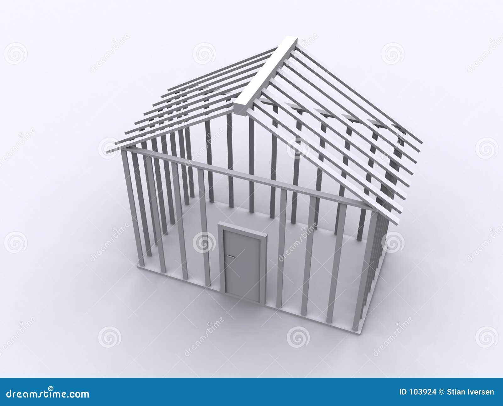Sob a construção