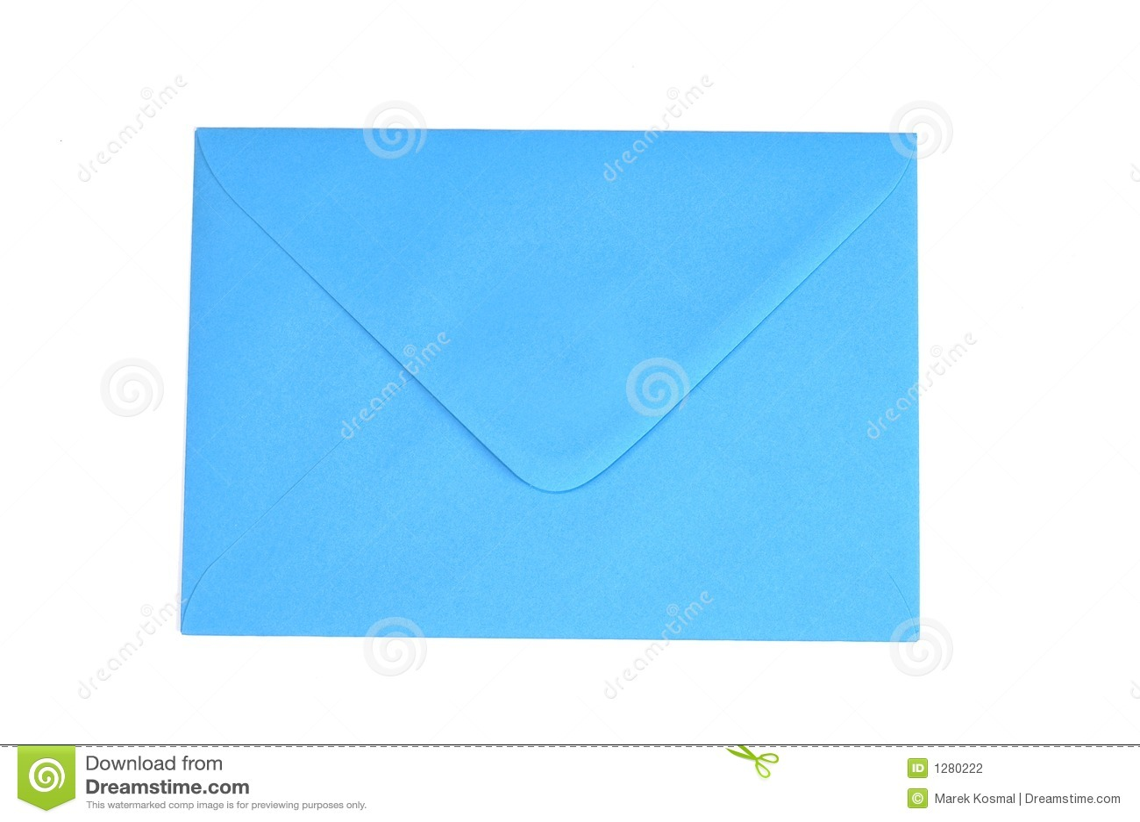 Sobre azul