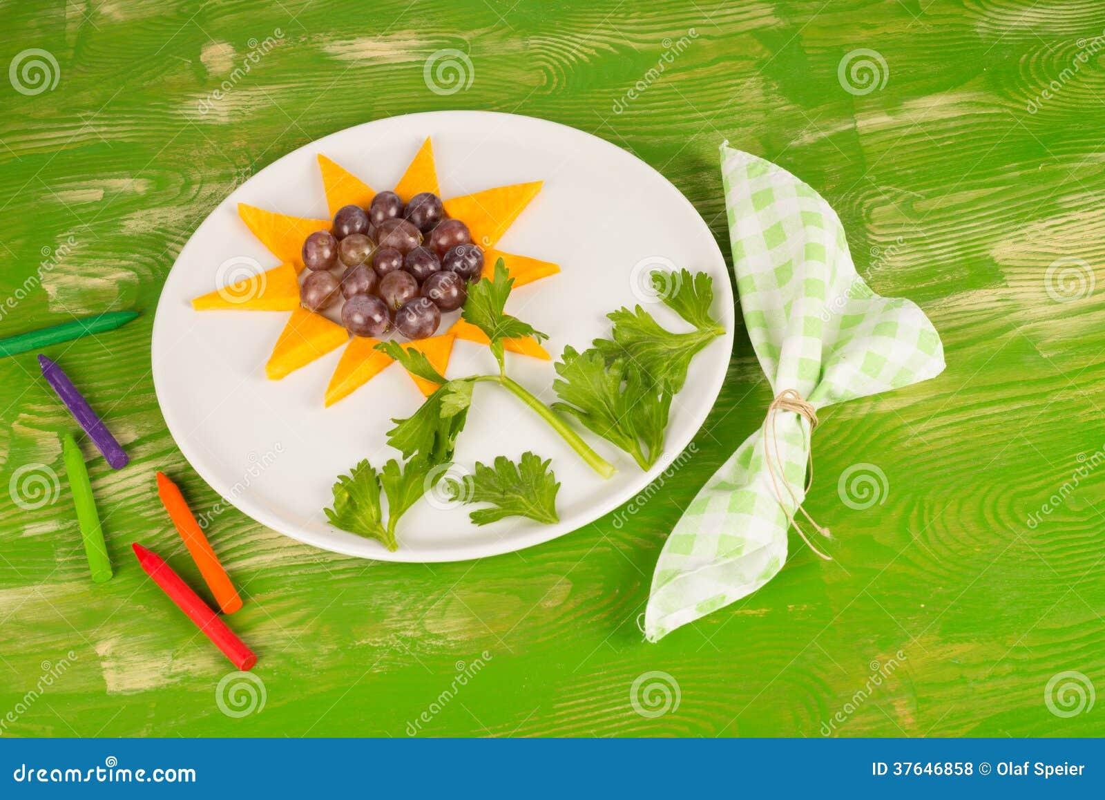 Sobremesa do fruto do partido