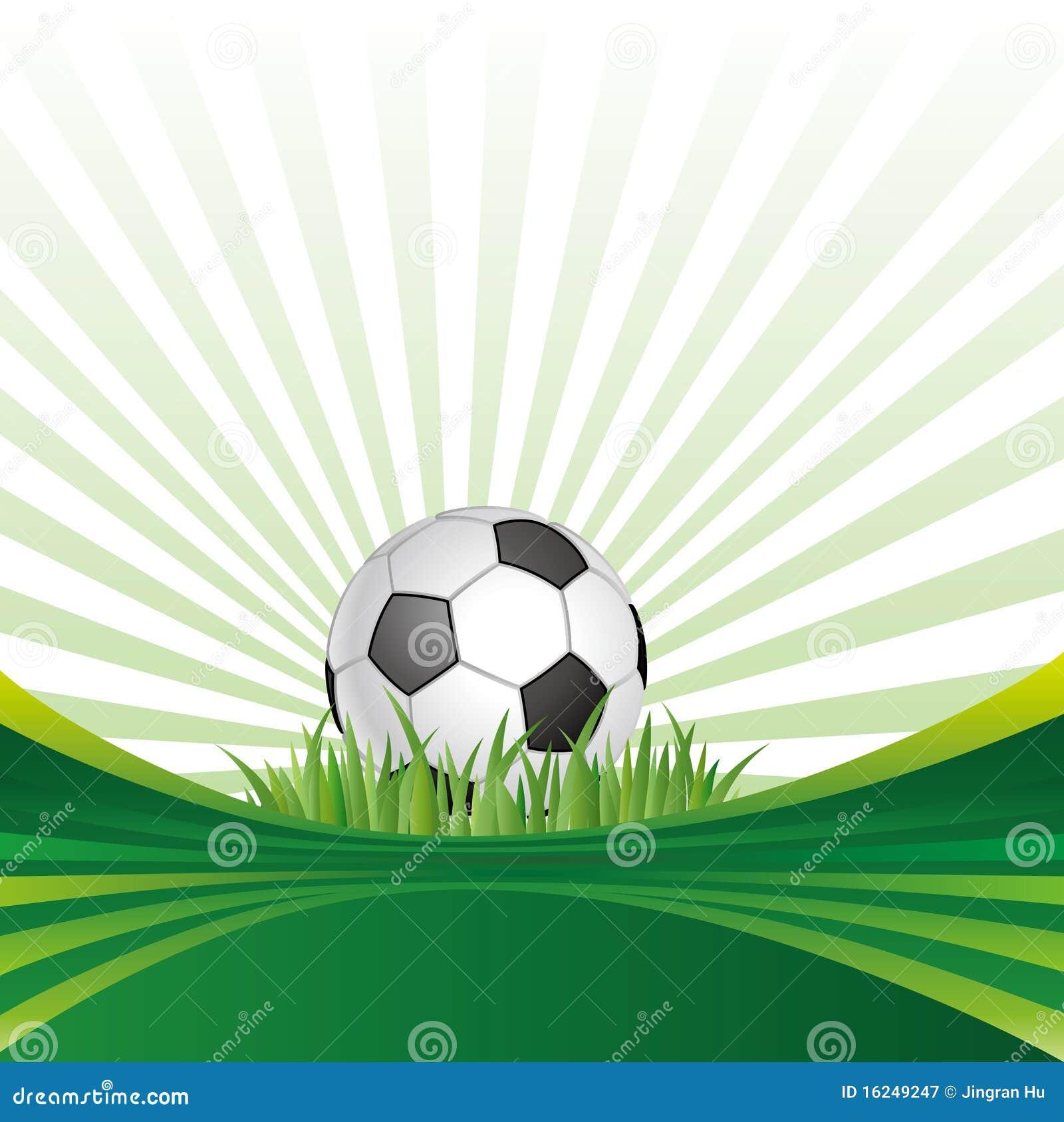 soccer background stock vector  image of leisure  soccer