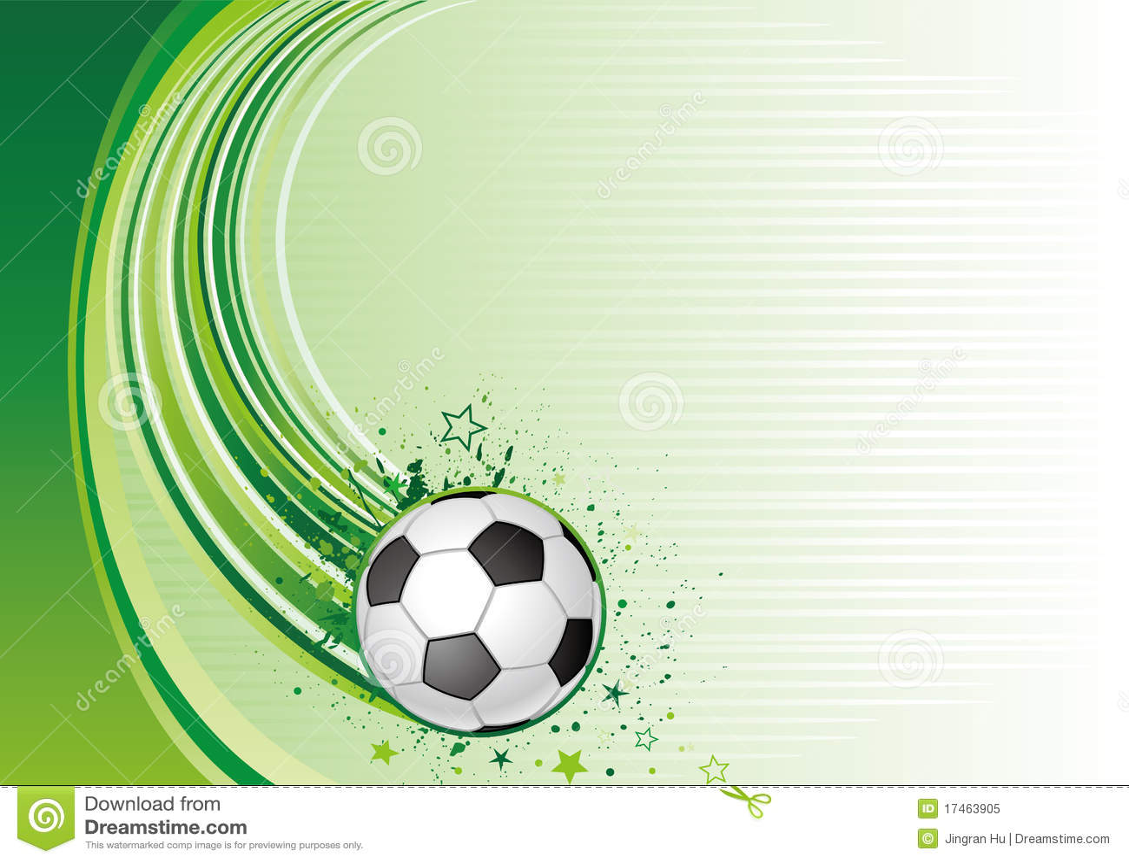 Soccer Background Roya...