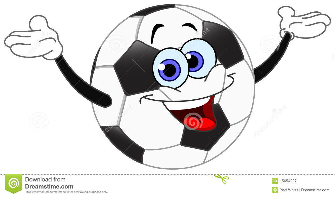 soccer ball royalty free stock photography image 15654237 soccer player clip art finger puppet soccer player clip art black and white