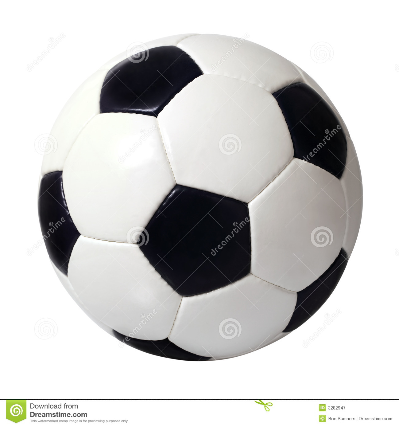 Soccer: Soccer Ball 2 Stock Image. Image Of Soccer, Sport, Play