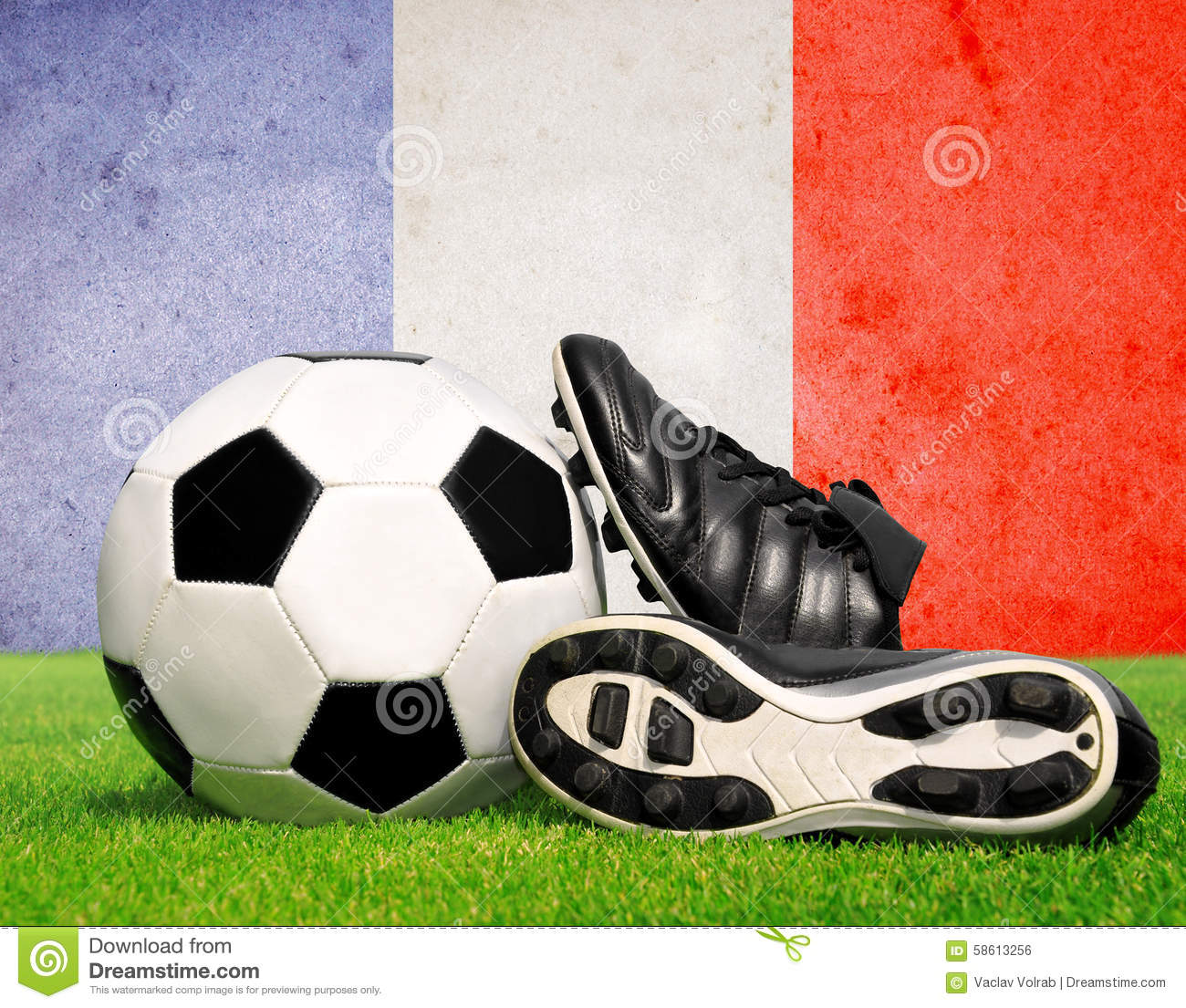 save off 5bd4c 3c128 Soccer ball and cleats