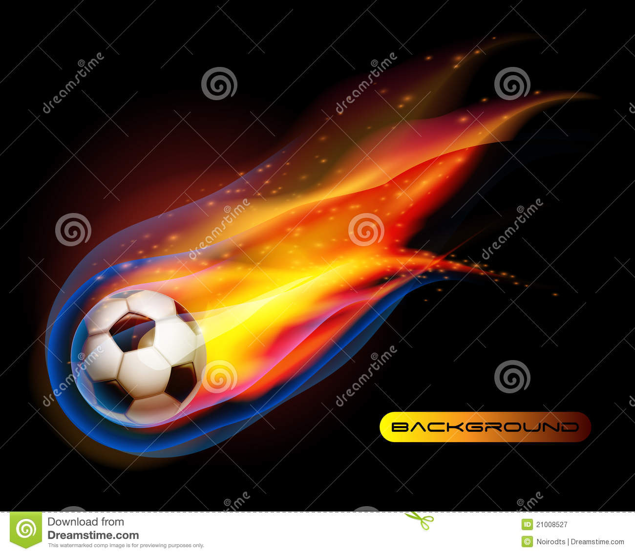 Football Soccer Vector Ticket Template Vector Image 71572332 – Ball Ticket Template
