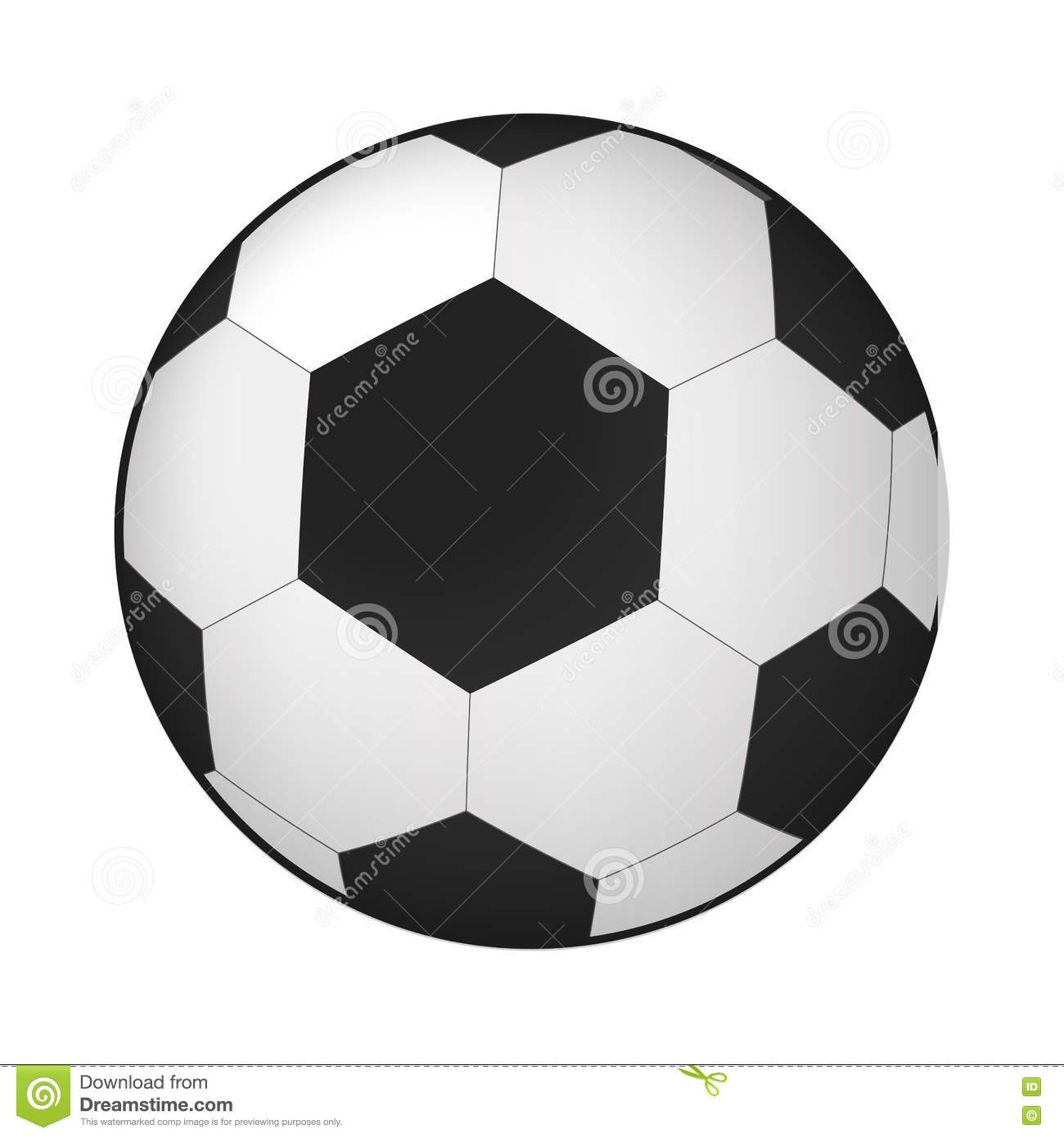 Soccer Ball Isometric 3d Icon Stock Vector - Illustration of graphic ... f2a69fc4f1acd