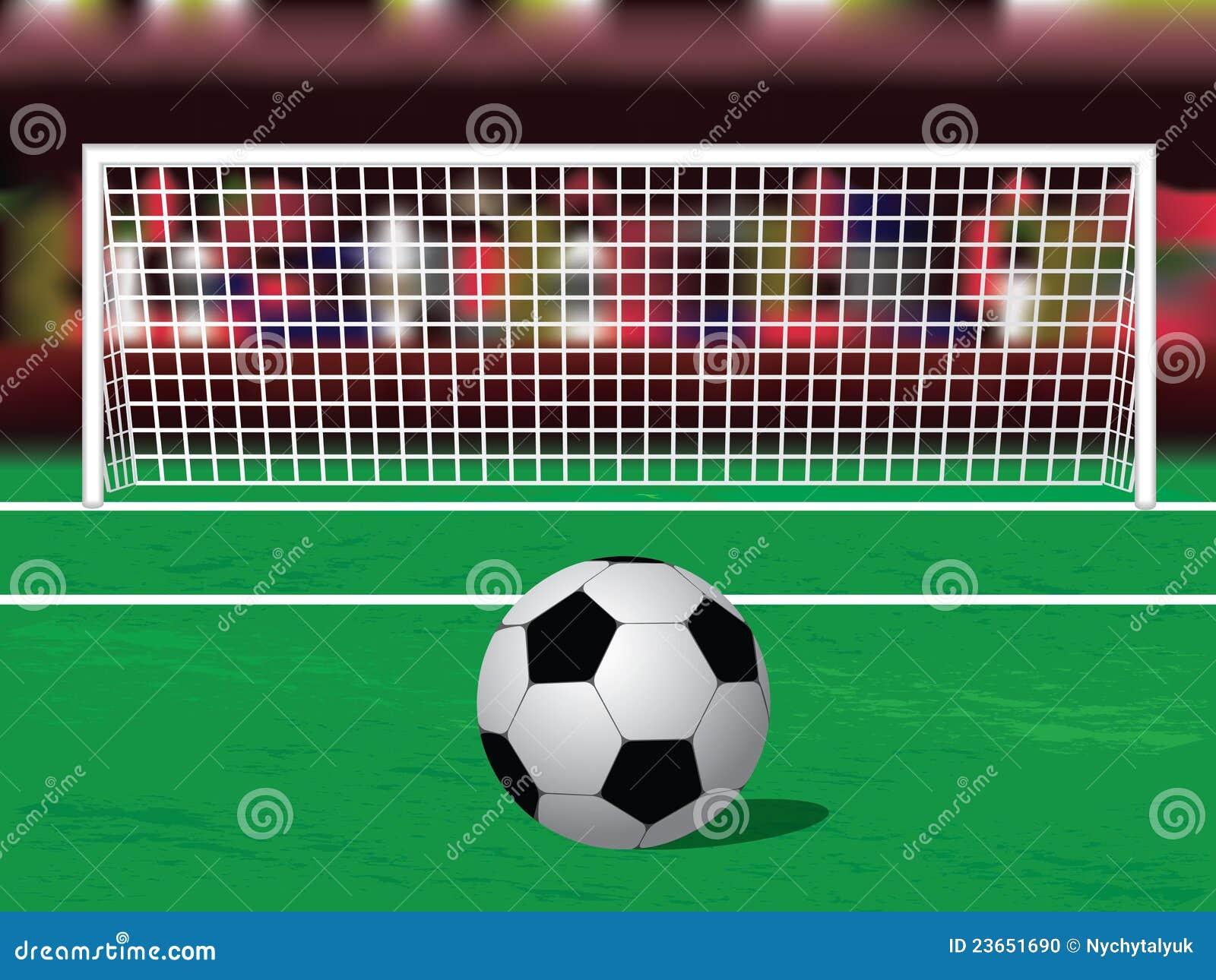 football   soccer penalty ball on the penalty spot football field clip art pics football field clip art grass