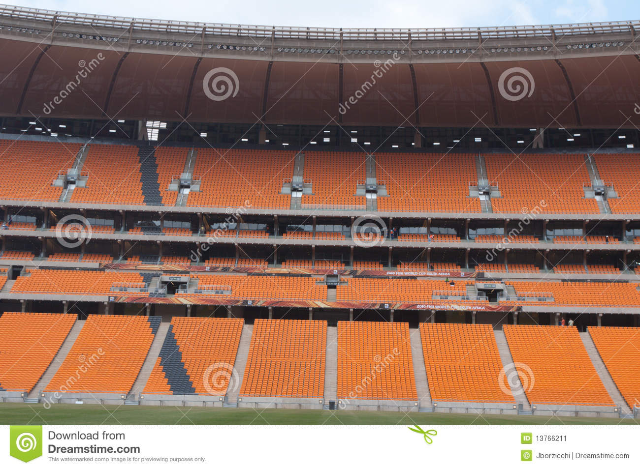 Soccer City,johannesburg editorial photo  Image of round