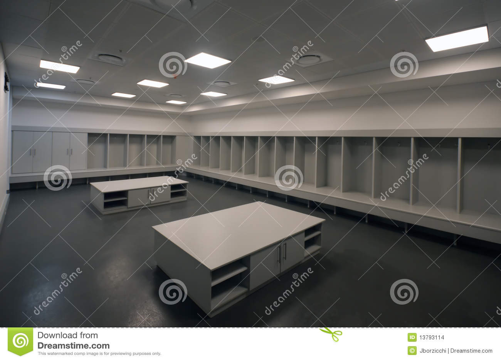Soccer City stadium changing room, johannesburg