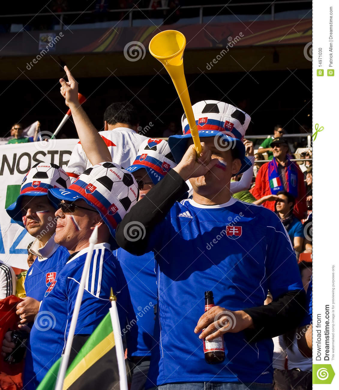 images How to Filter the Vuvuzela Noise