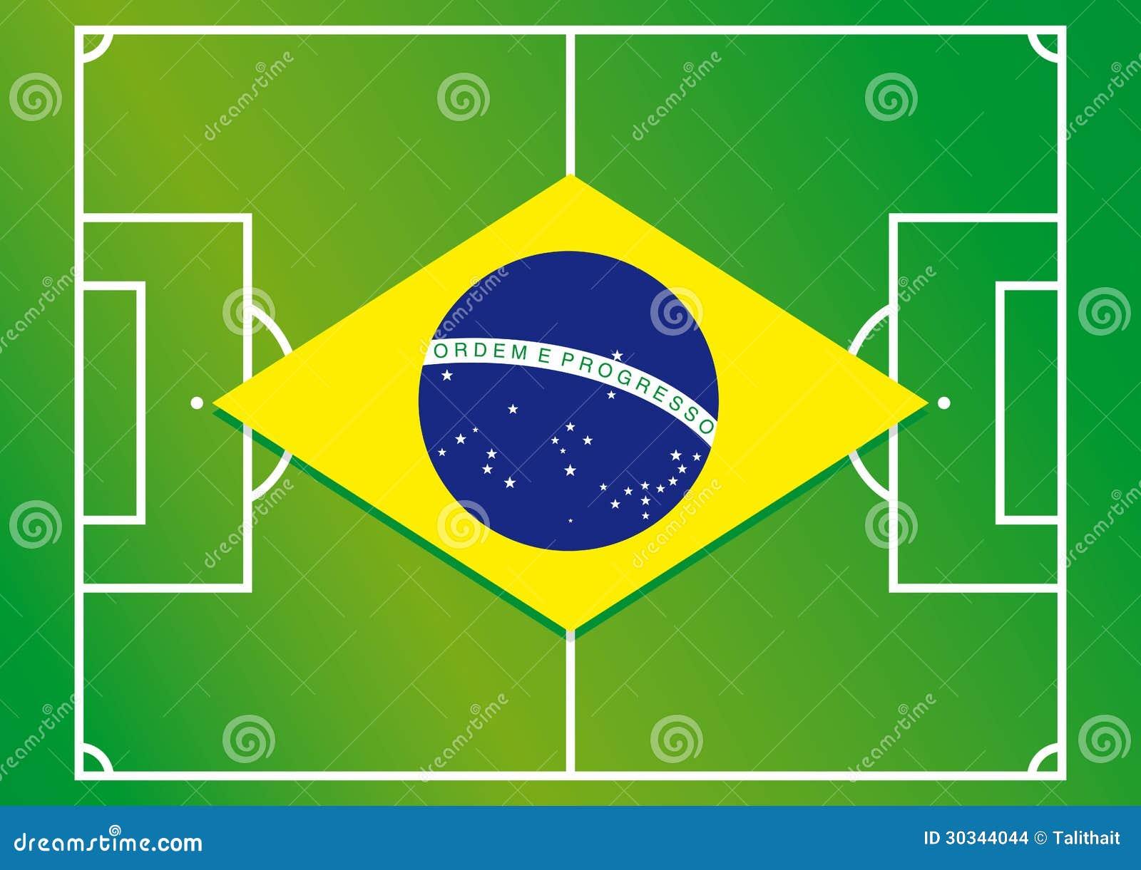 Brazil National Flag Photo