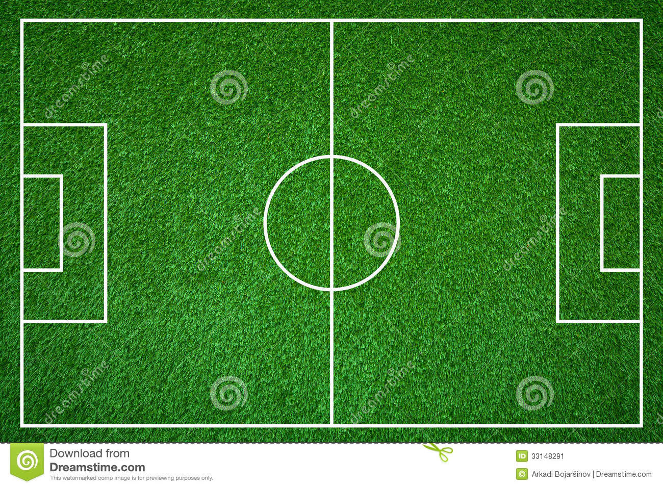 13069a684 Soccer field stock illustration. Illustration of competition - 33148291