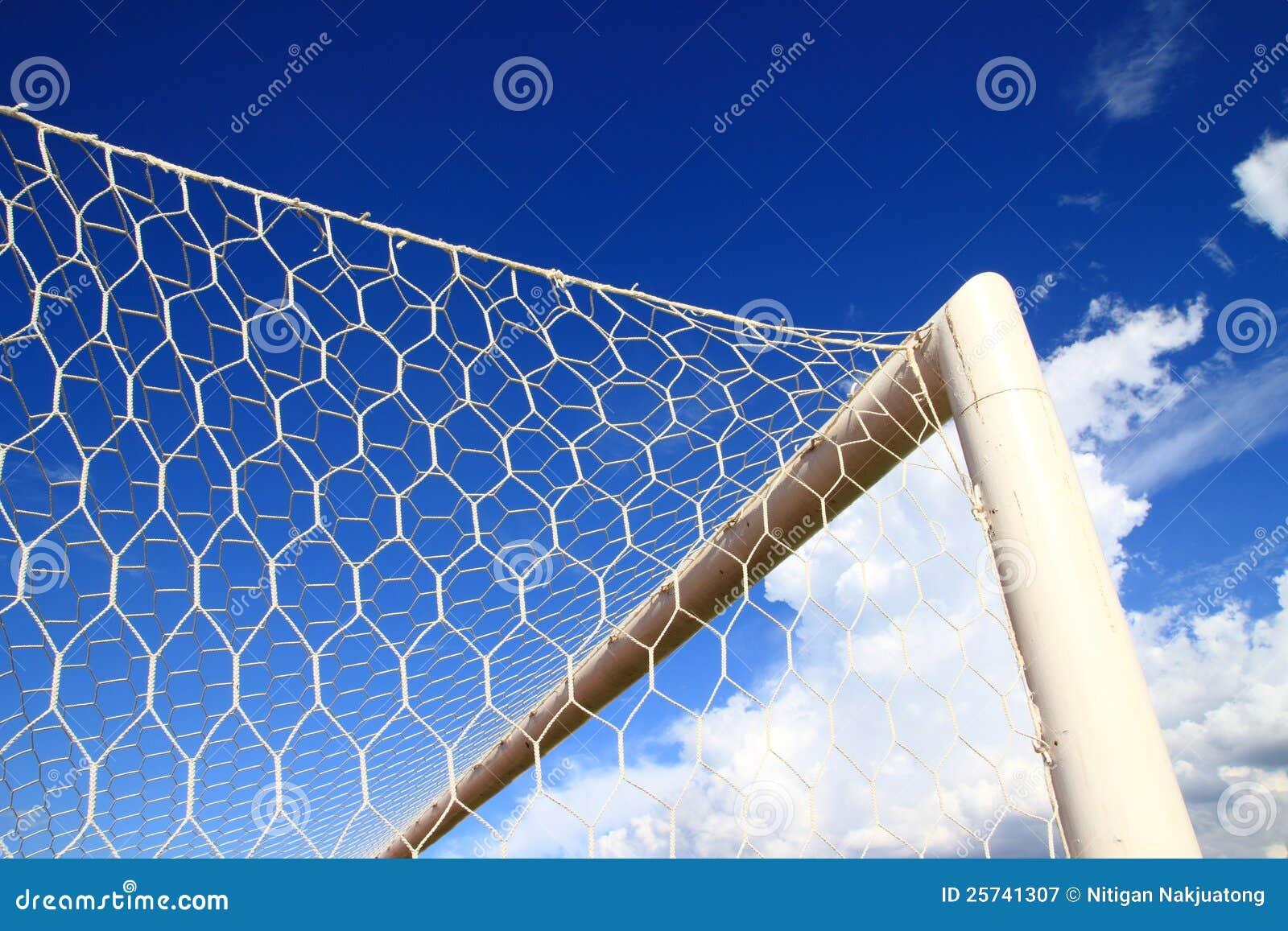 Soccer or Football Goal Conner
