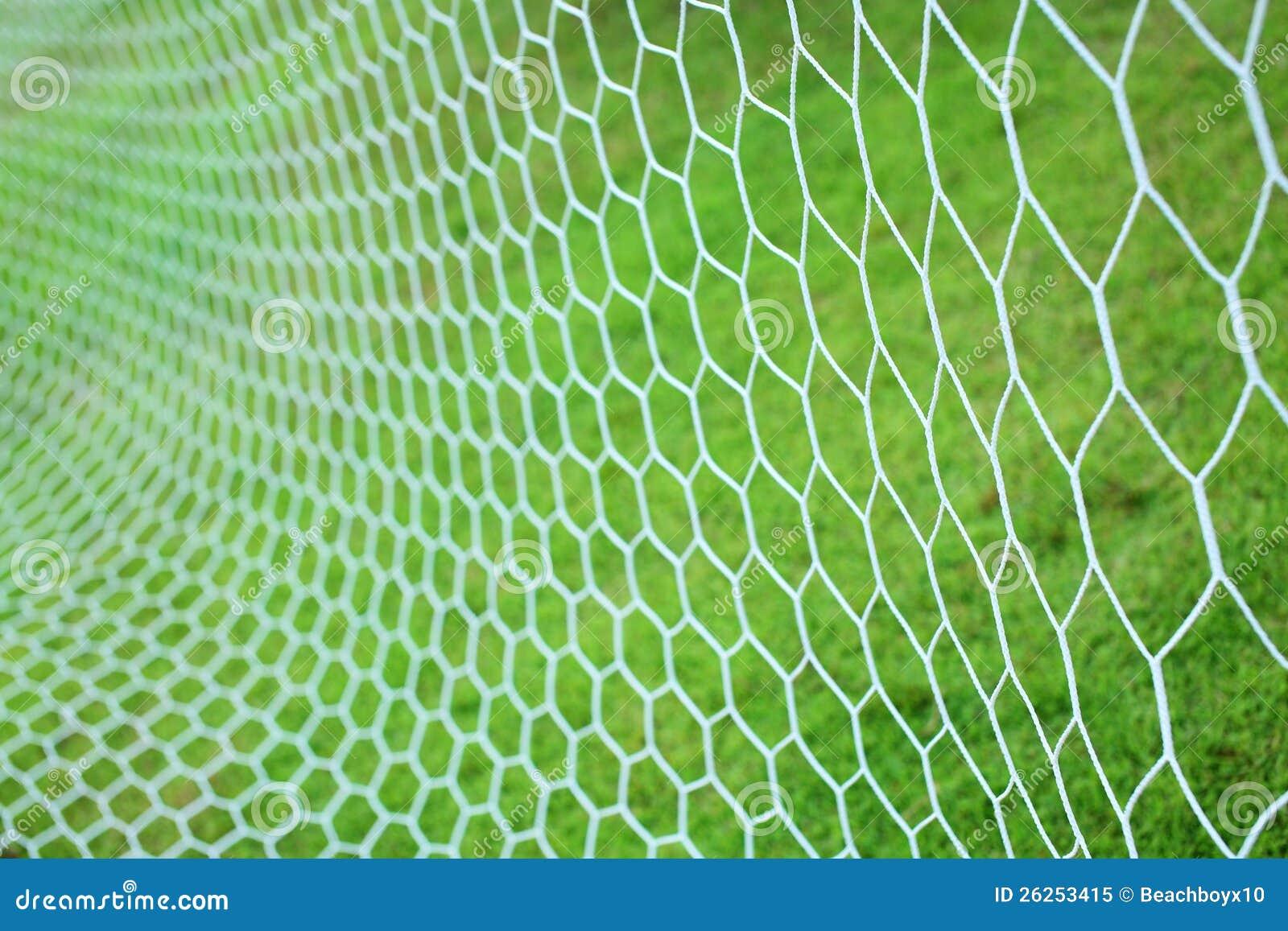 Soccer goal net stock image. Image of stadium, symbol ...