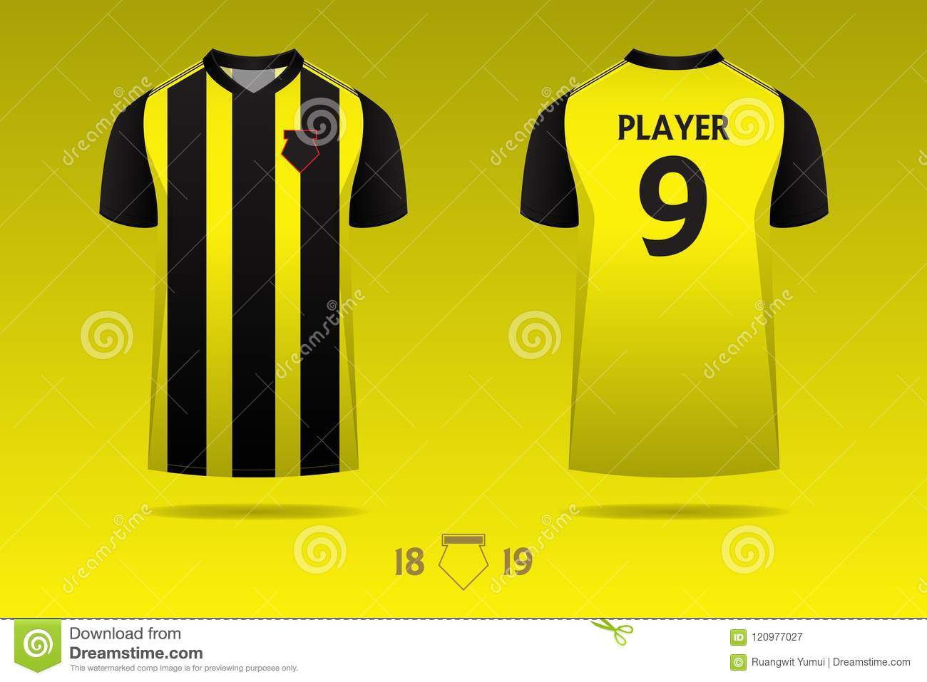 ccc692f330f Soccer Jersey