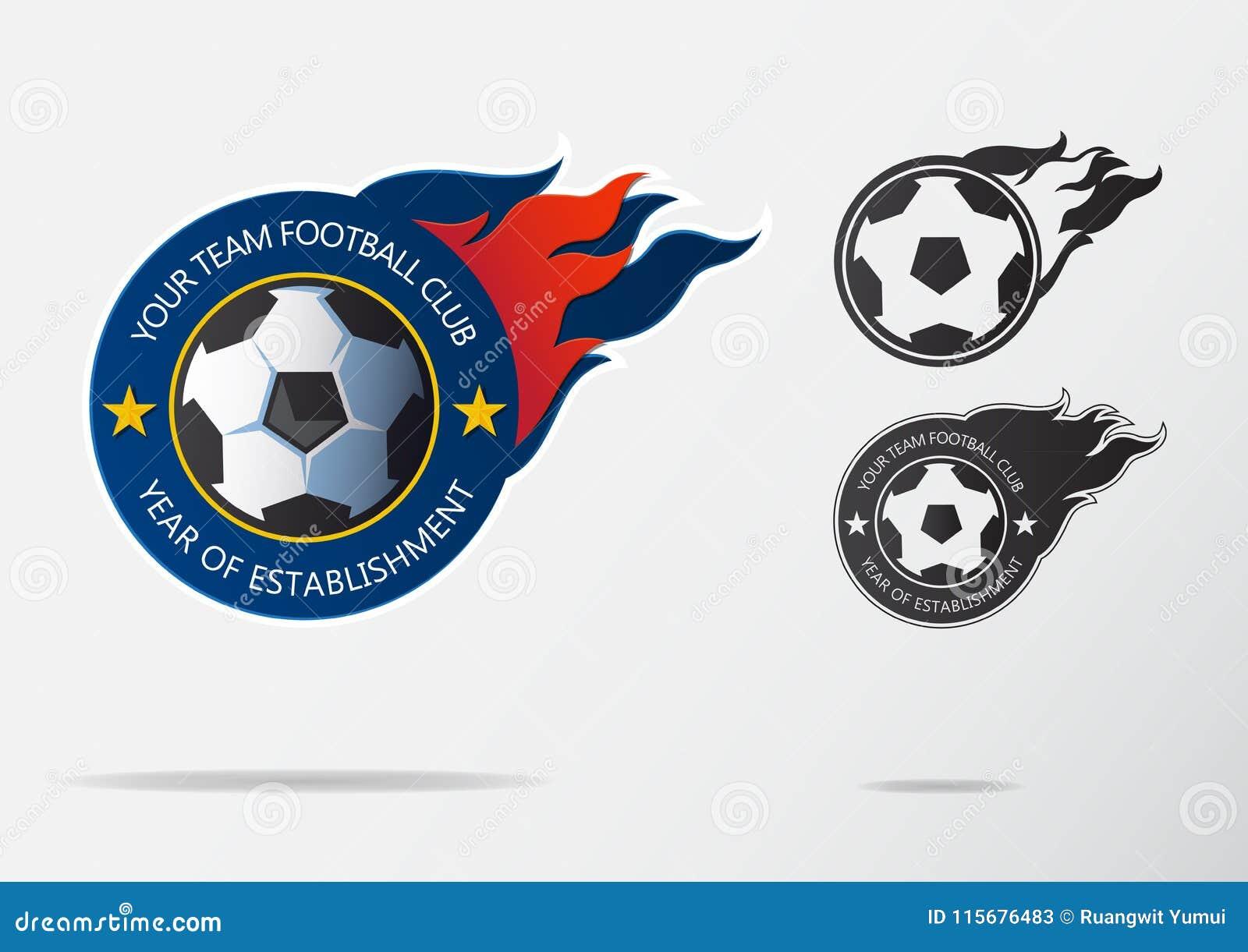 Soccer logo or football badge template design for football team soccer logo or football badge template design for football team sport emblem of black and maxwellsz