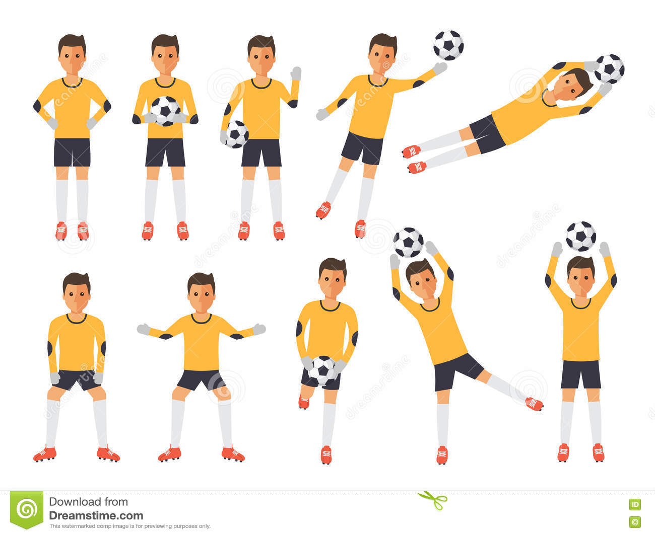 how to play goalkeeper in soccer