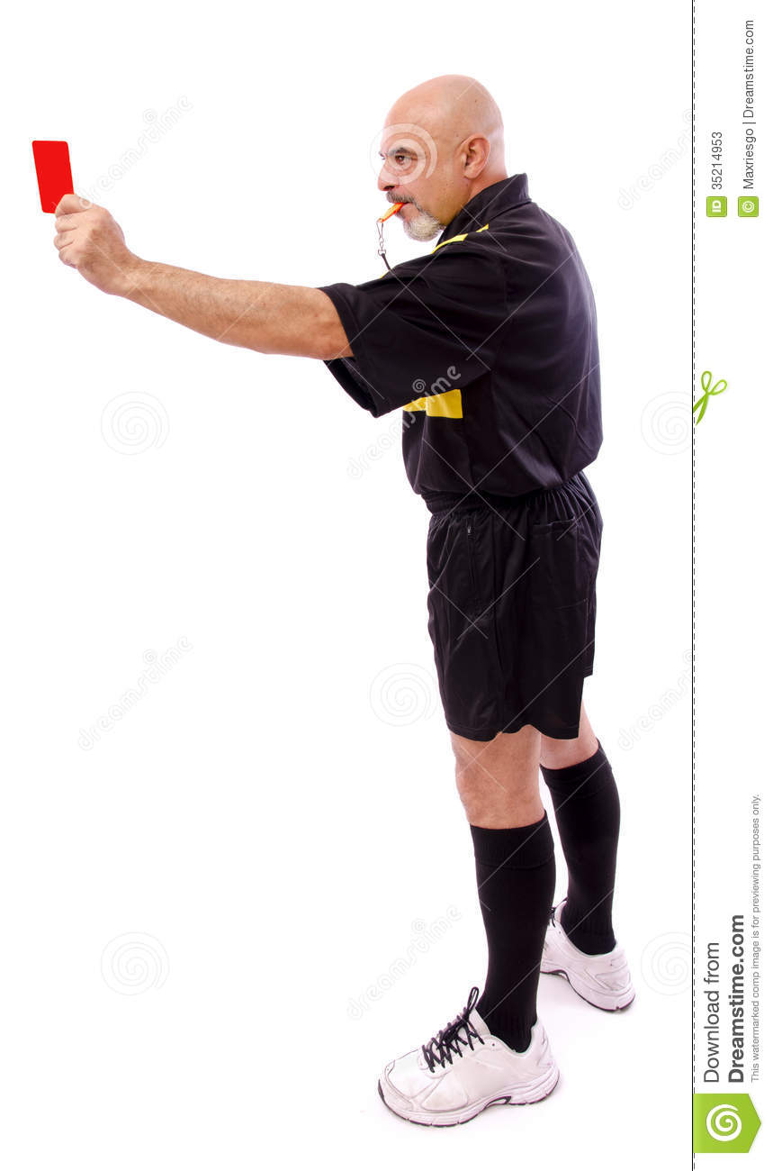 Soccer Referee Clipart