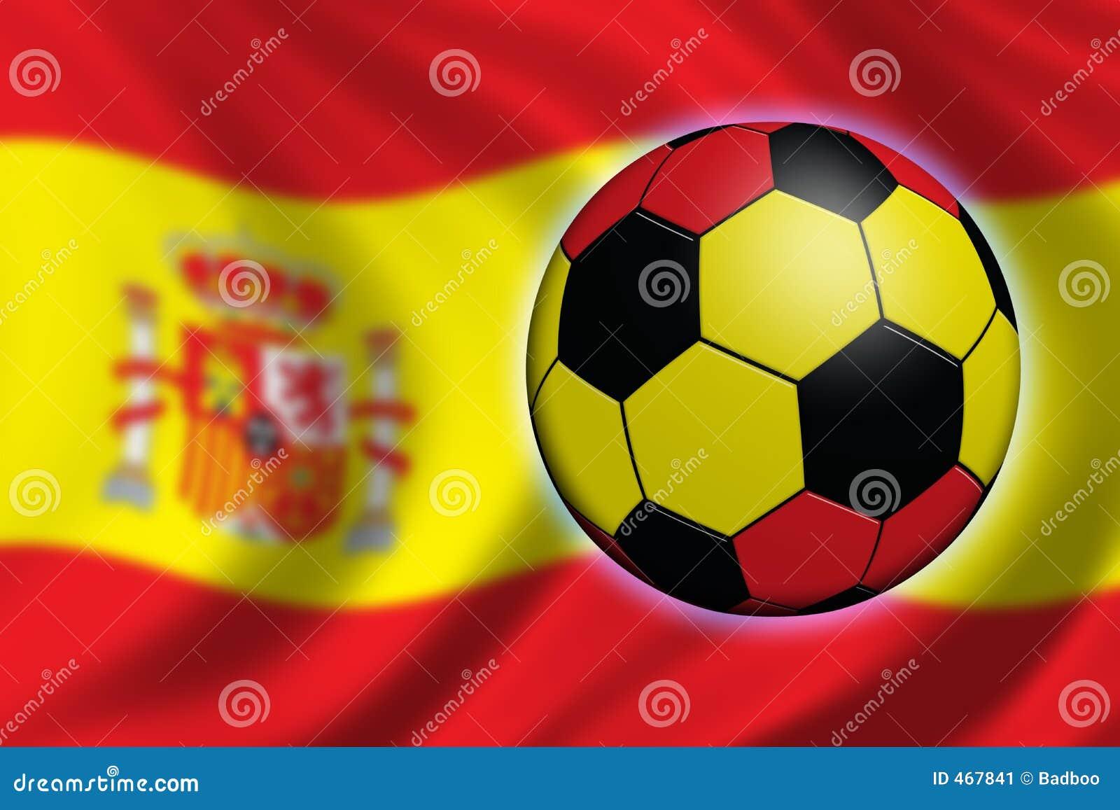 soccer in spain stock image image 467841