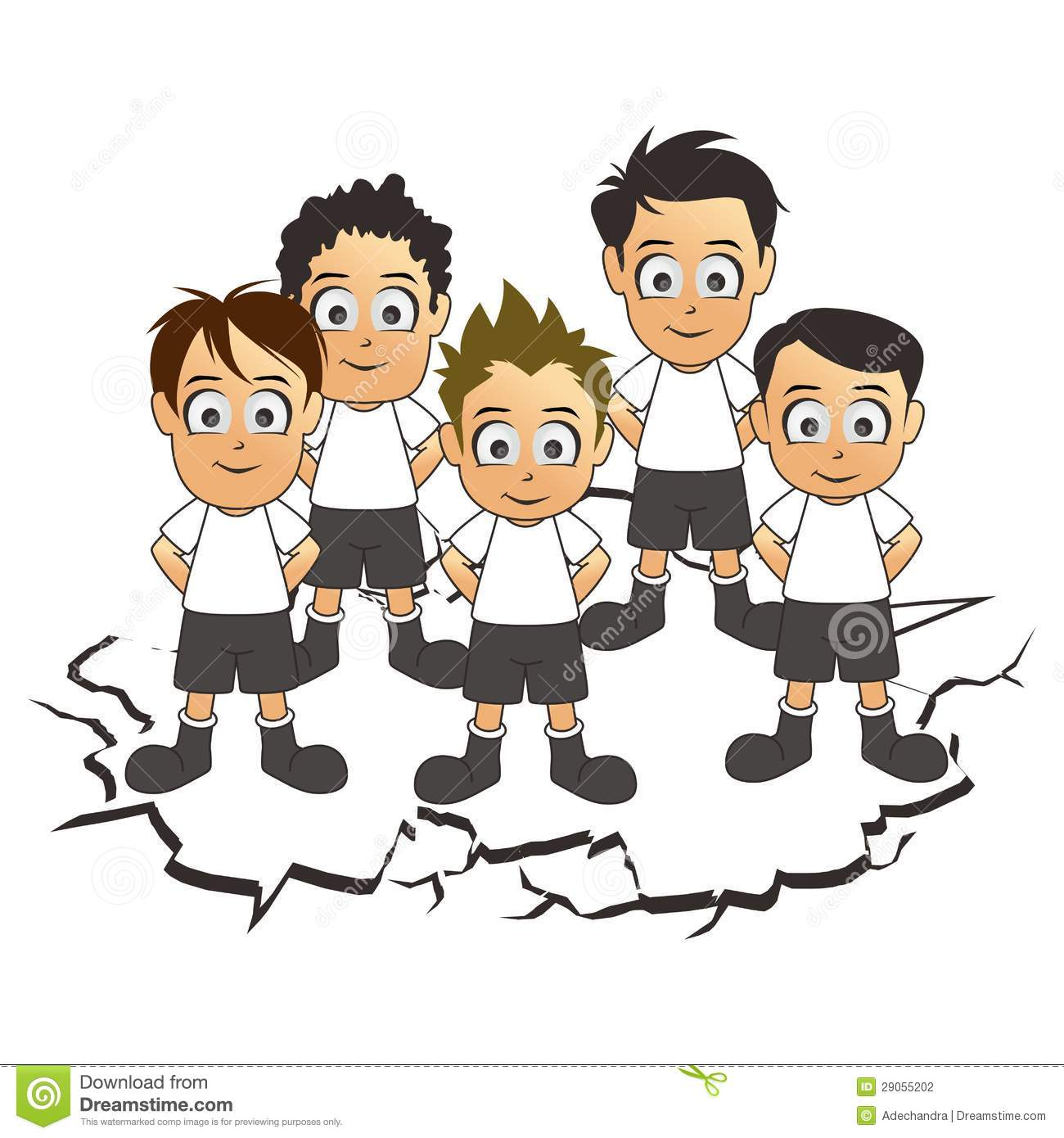 soccer team cartoon wwwpixsharkcom images galleries