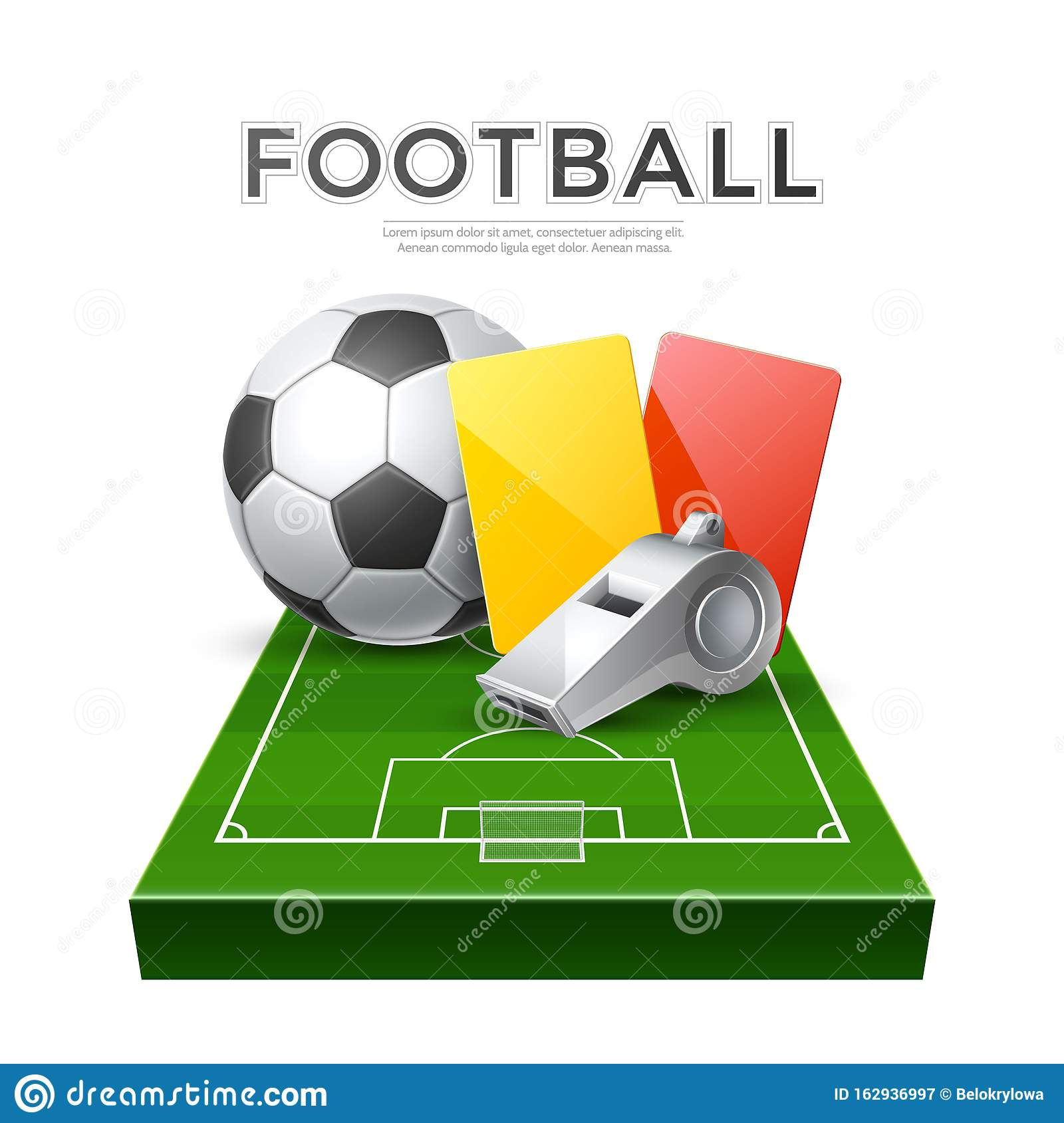 Referee Poster Stock Illustrations – 21 Referee Poster Stock Within Soccer Referee Game Card Template