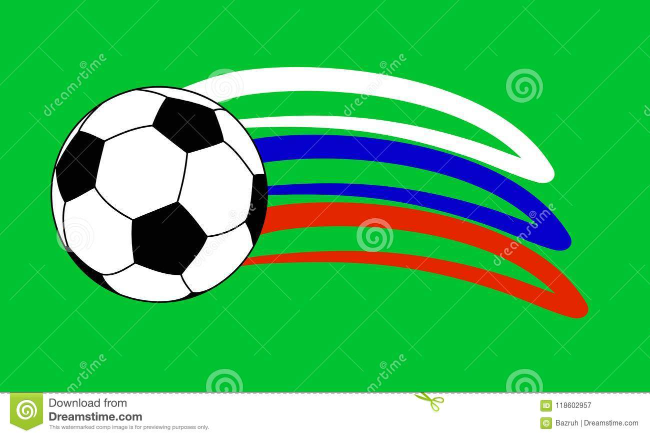 Soccer World Cup 2018 Russia